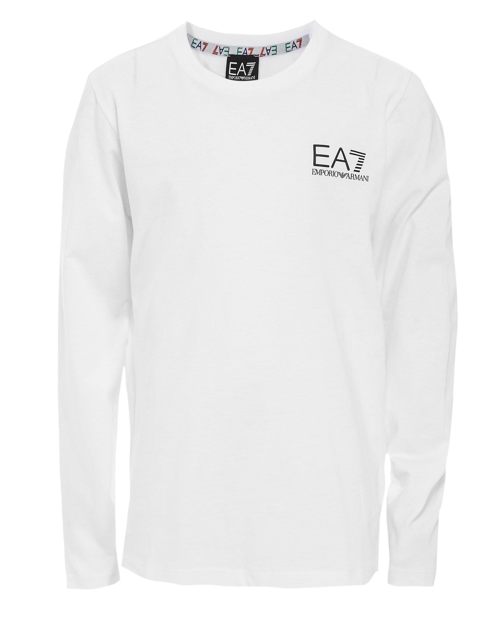 Emporio Armani EA7 Core Long Sleeve T-Shirt Junior