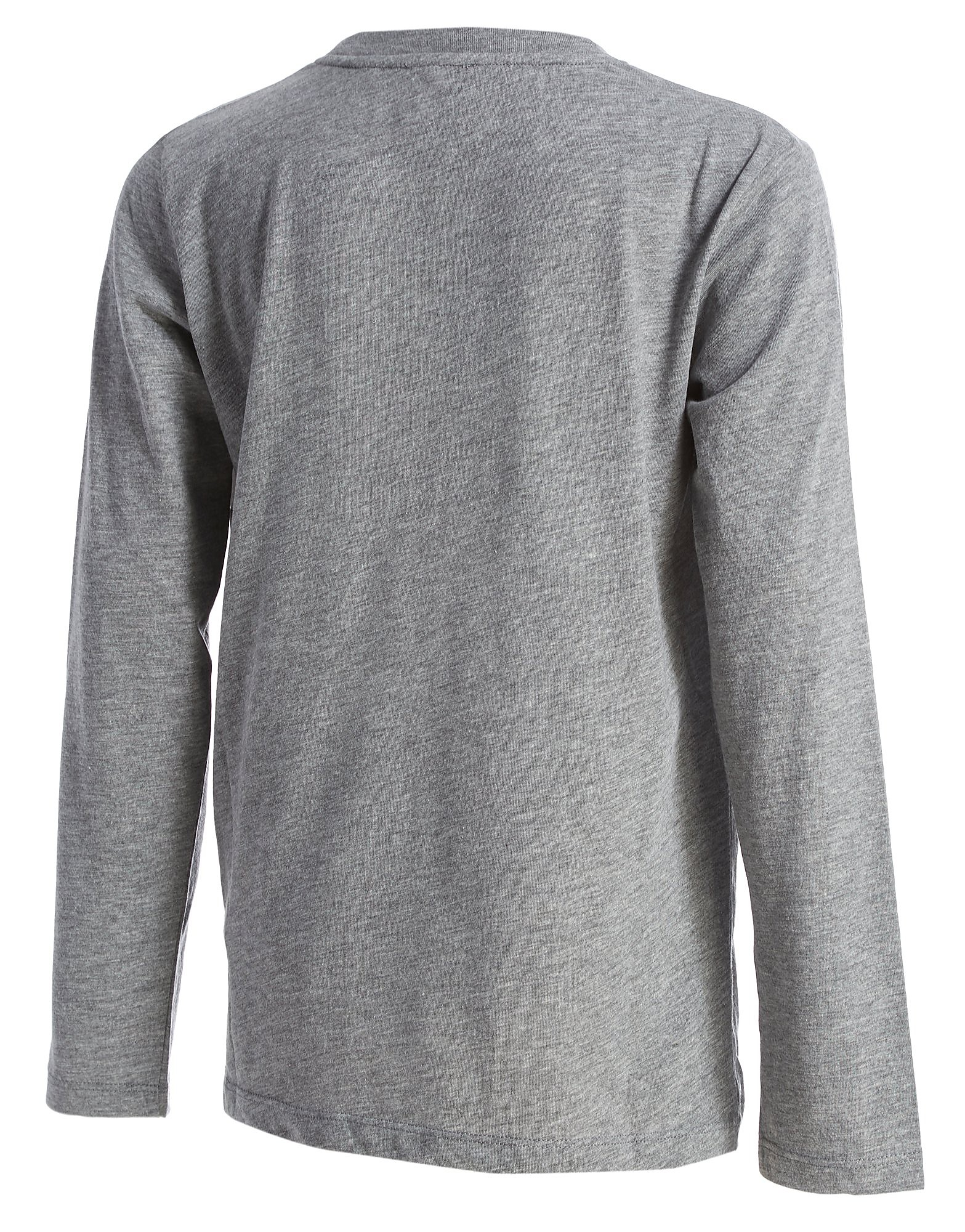 Emporio Armani EA7 Train Colourblock Long Sleeve T-Shirt Junior
