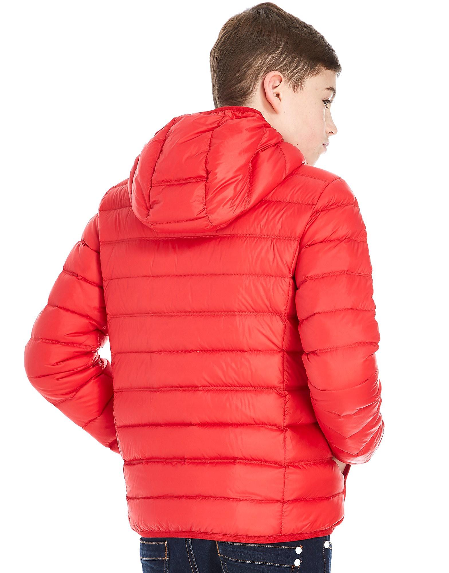 Emporio Armani EA7 chaqueta Core Down júnior