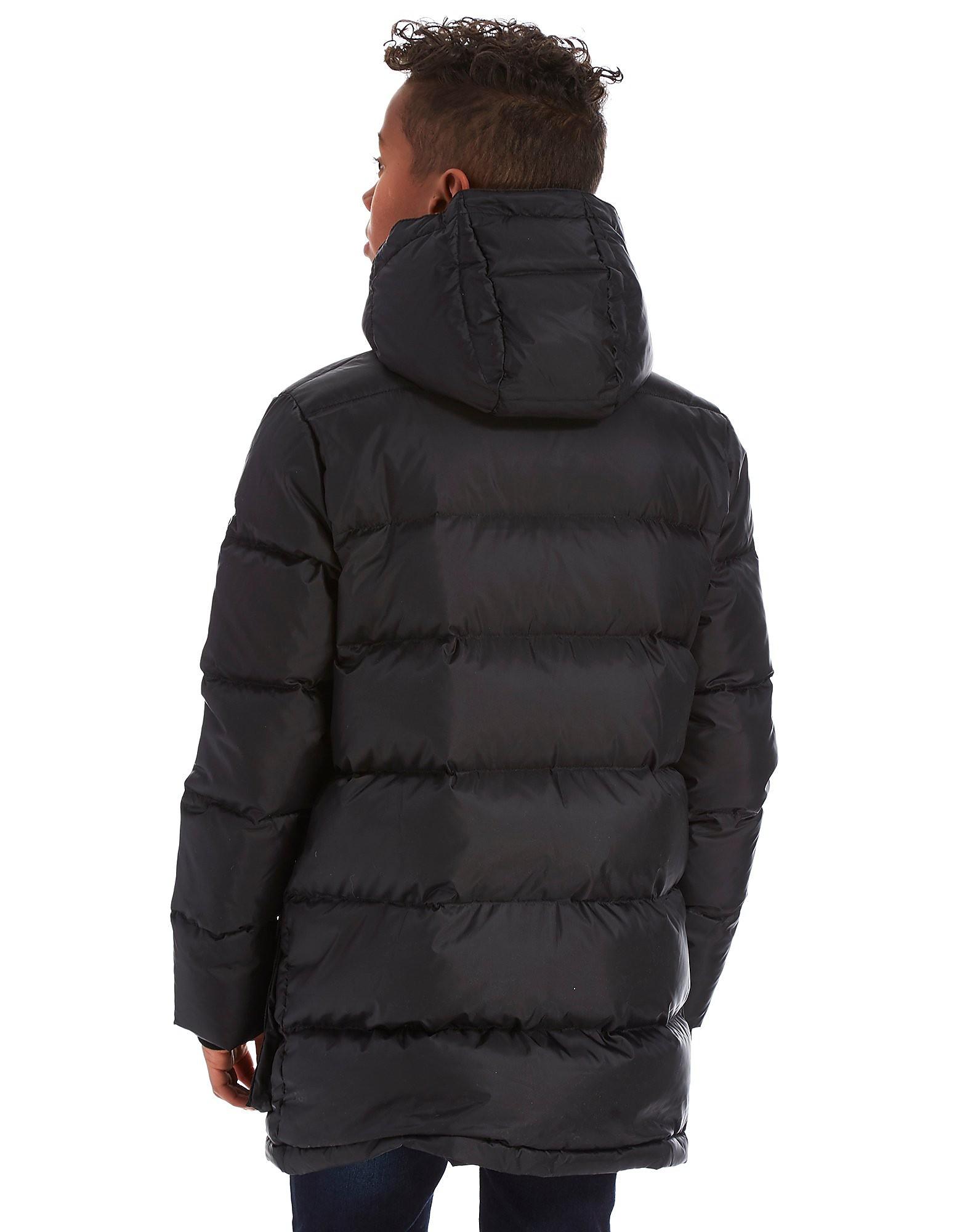 Emporio Armani EA7 chaqueta Mountain Parka júnior