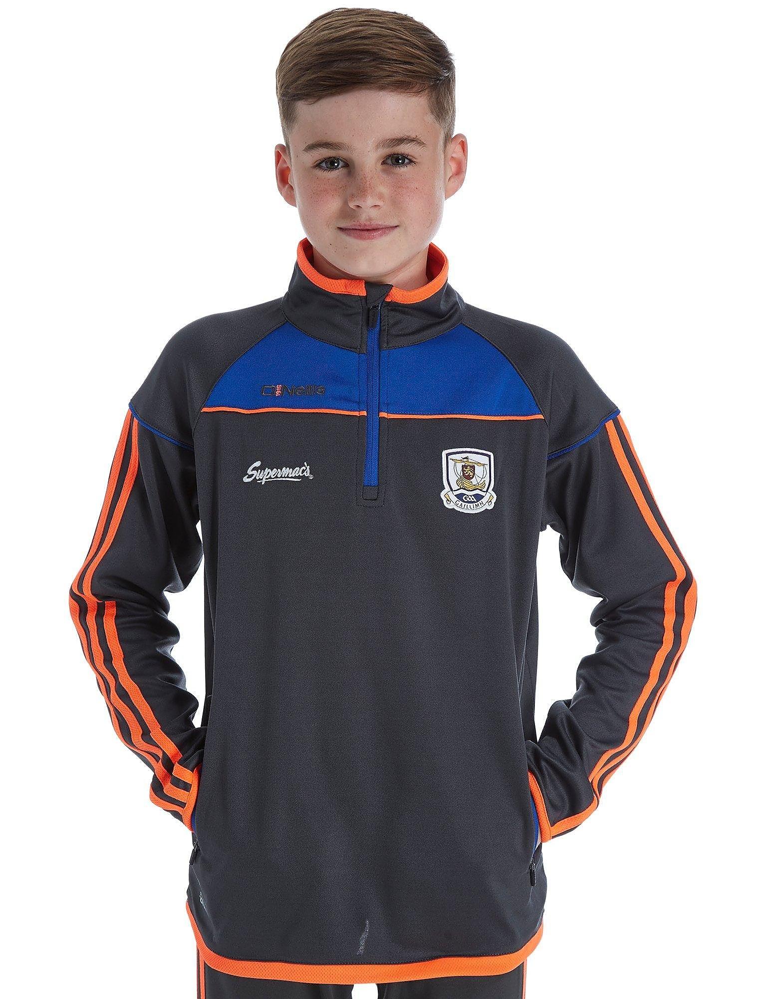 O'Neills Galway Half Zip Poly Track Top Junior