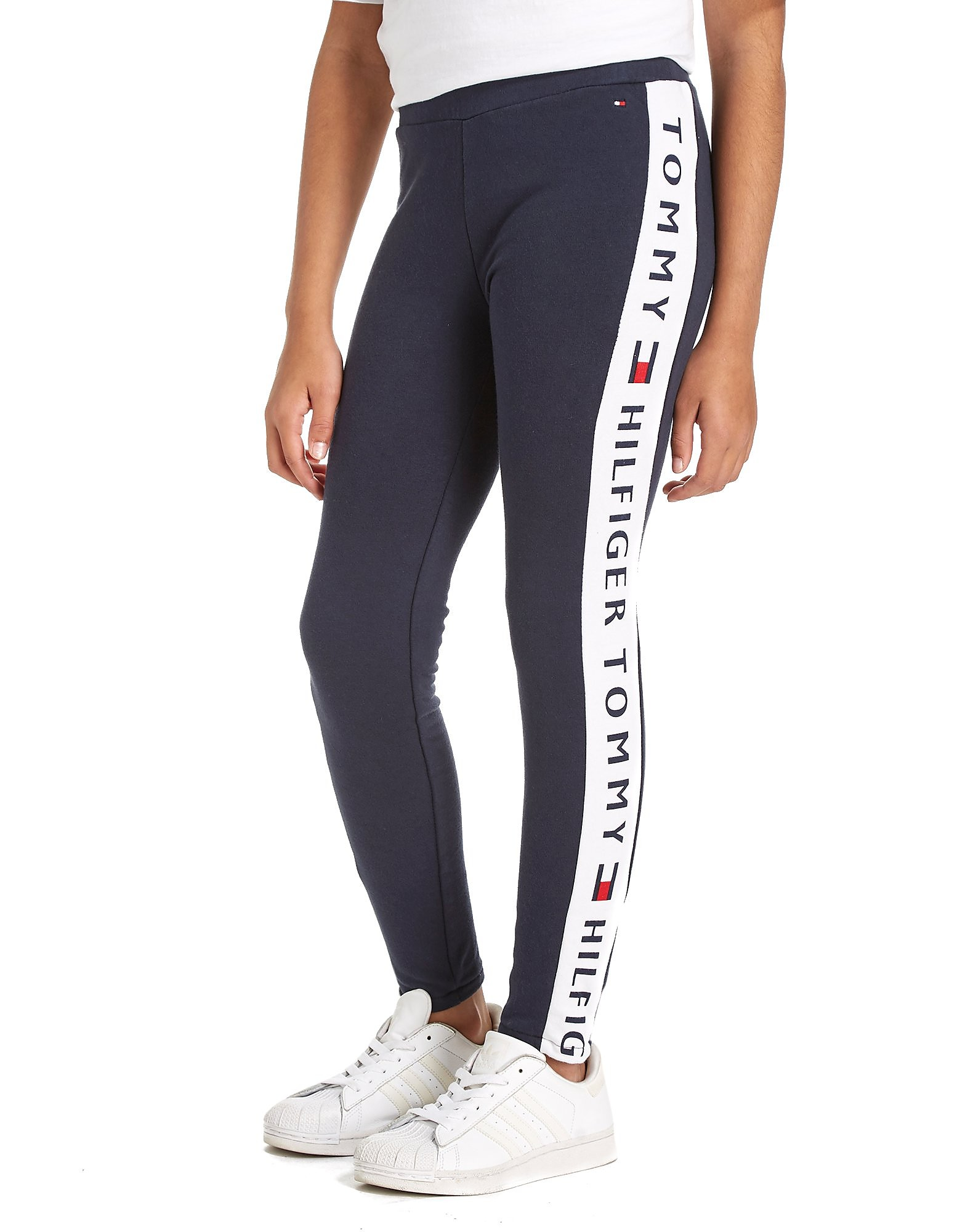 Tommy Hilfiger Girls' Side Flag Leggings Junior