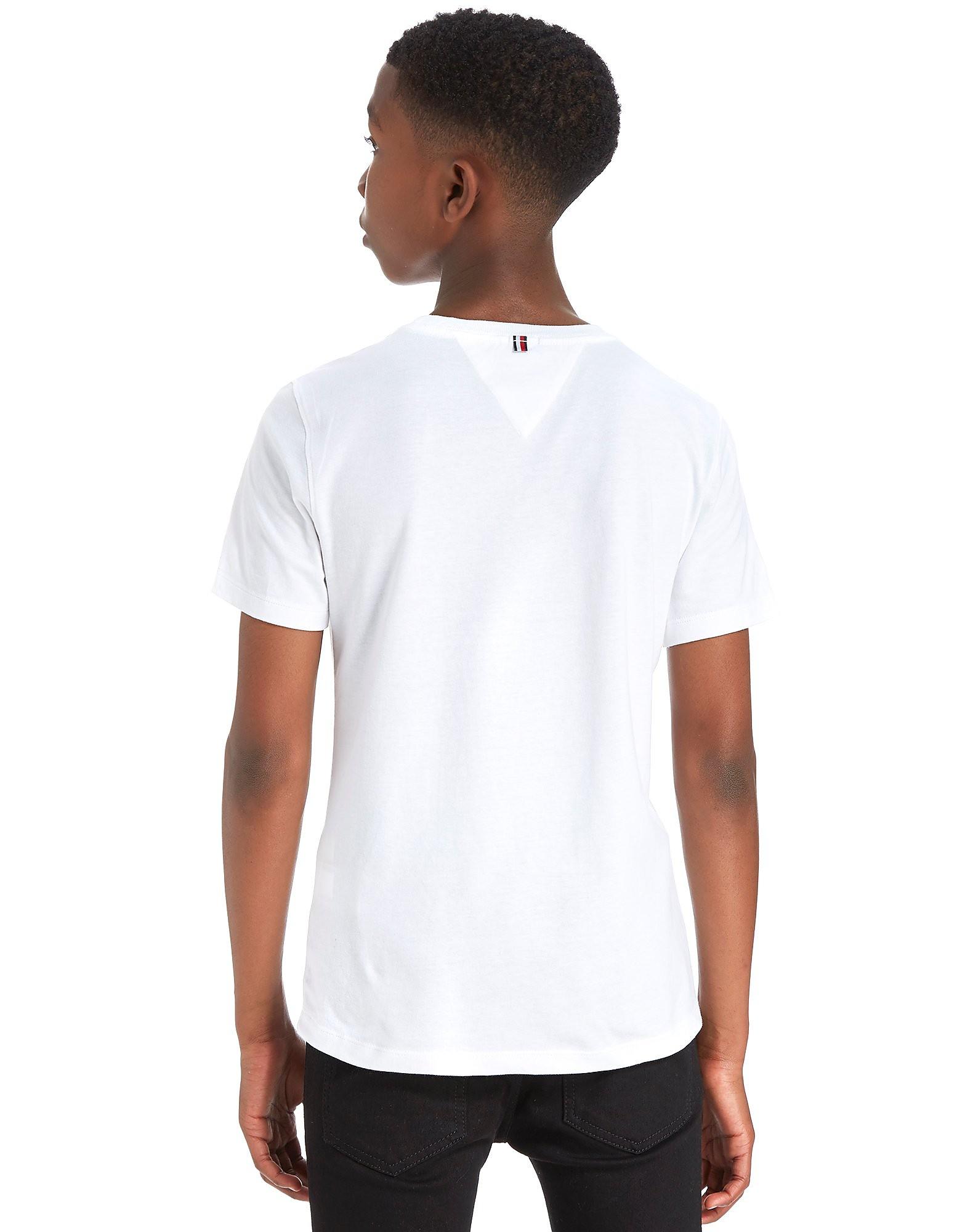 Tommy Hilfiger 3-Colour Logo T-Shirt Junior