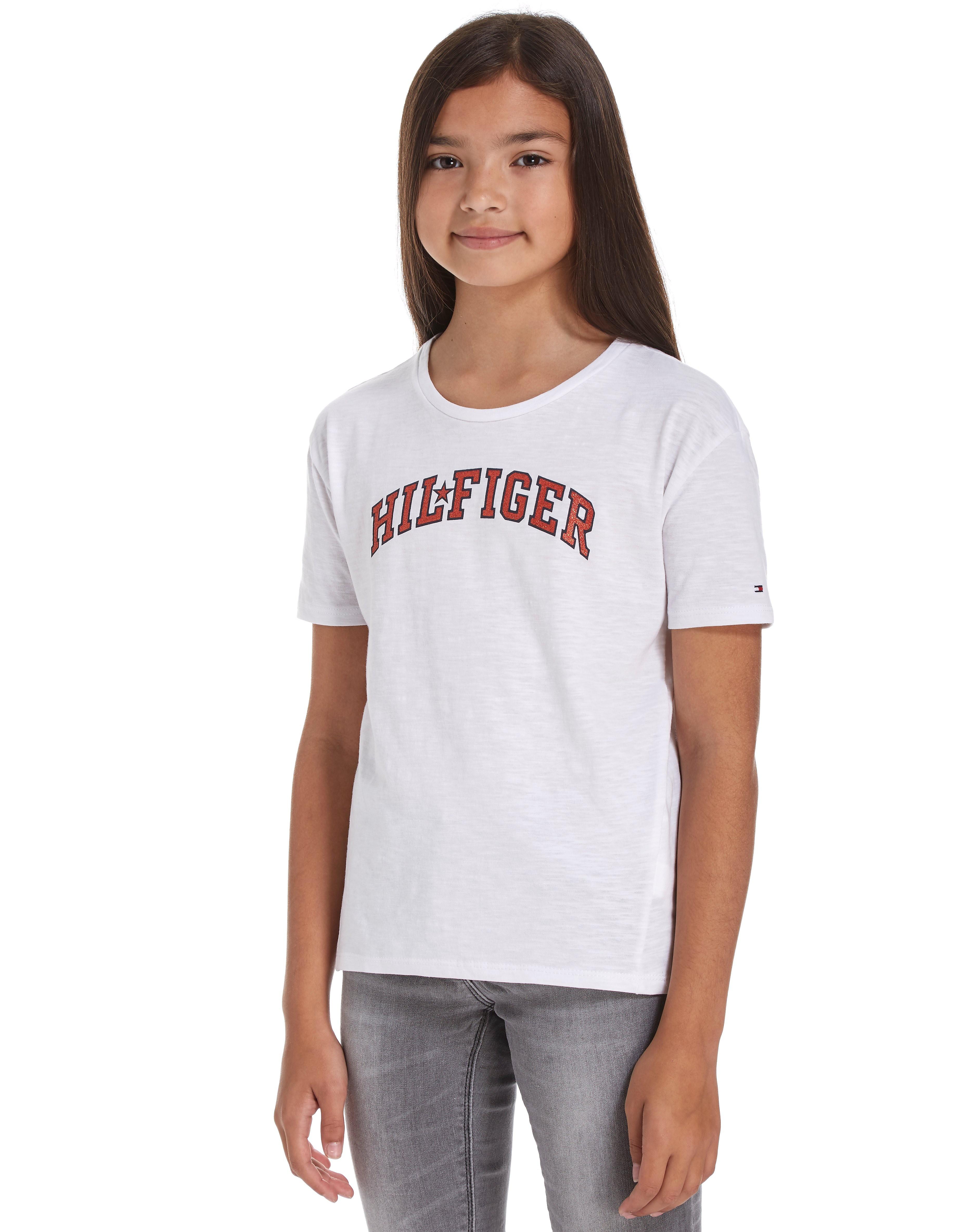 Tommy Hilfiger Girls' Hilfiger T-Shirt Junior