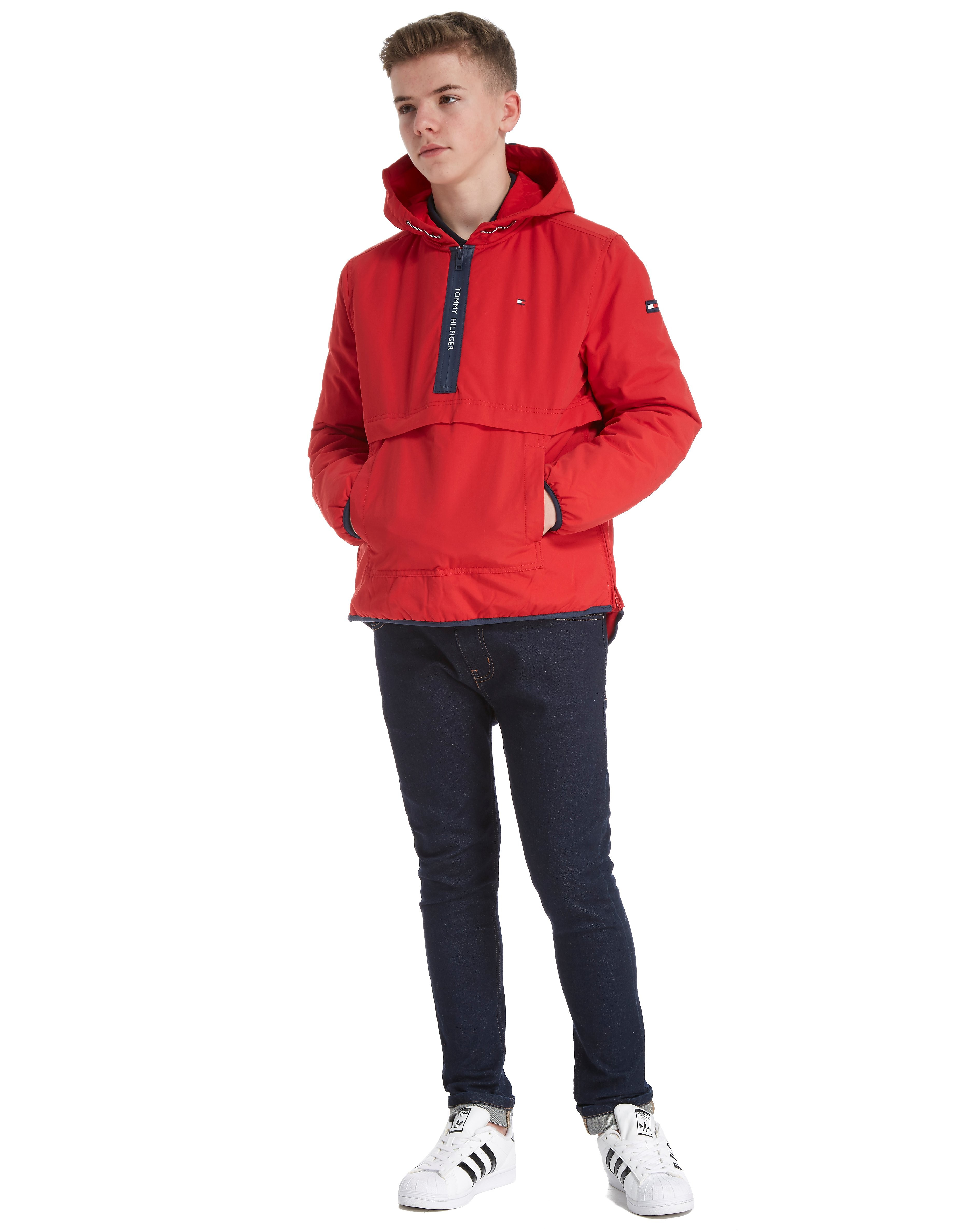 Tommy Hilfiger Overhead Padded Jacket Junior