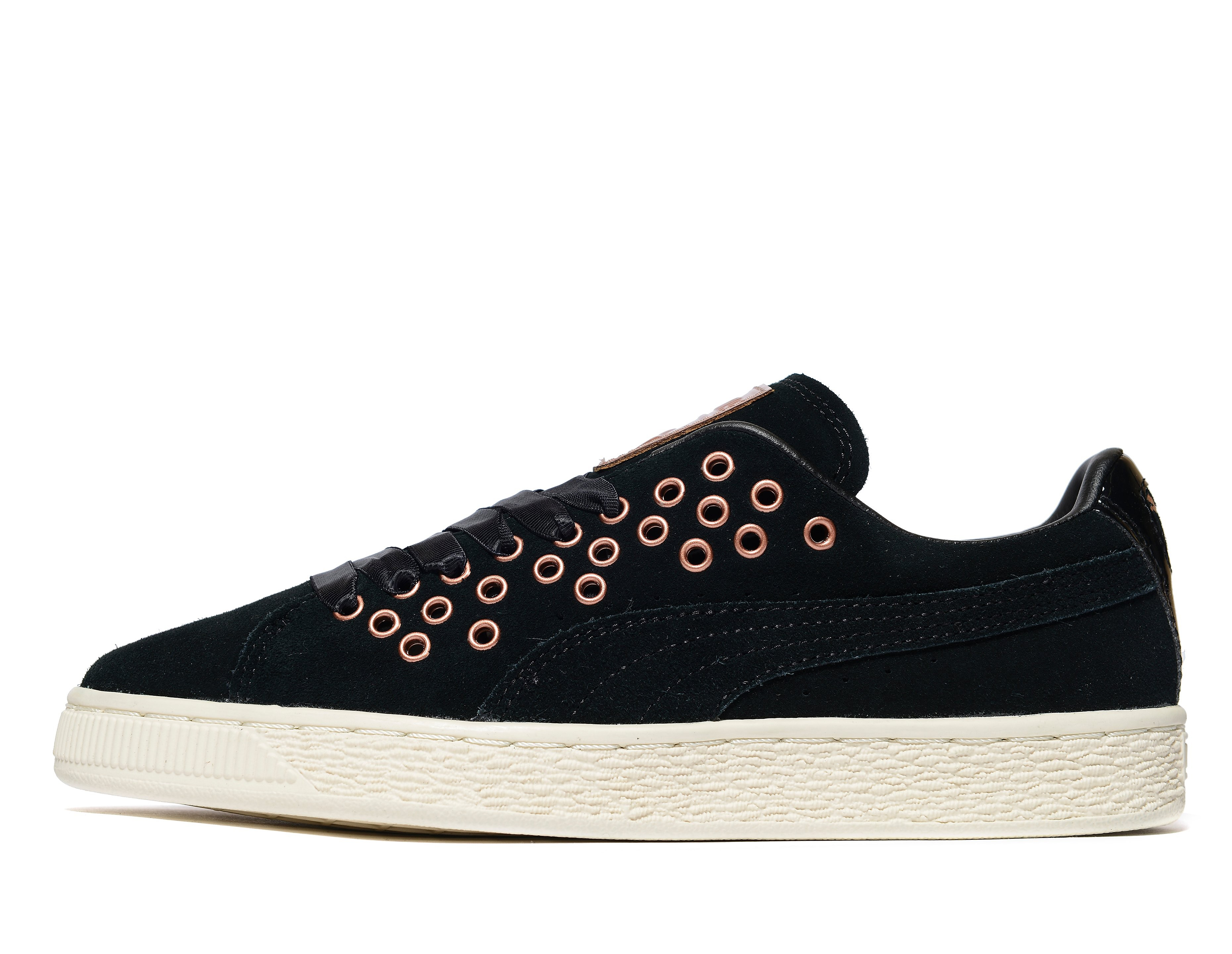 PUMA Suede XL Lace Velvet Rope Women's