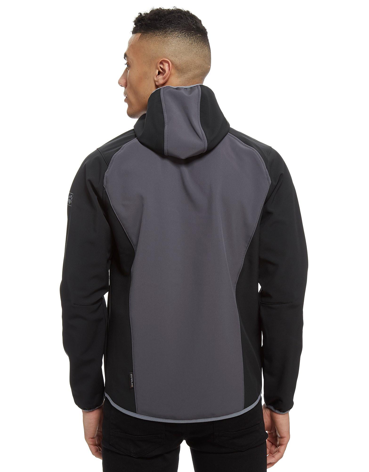Jack Wolfskin Zenon Softshell Lightweight Jacket