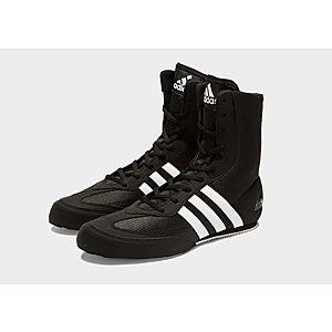 info for 99db5 7e234 adidas Box Hog Boxing Boots adidas Box Hog Boxing Boots