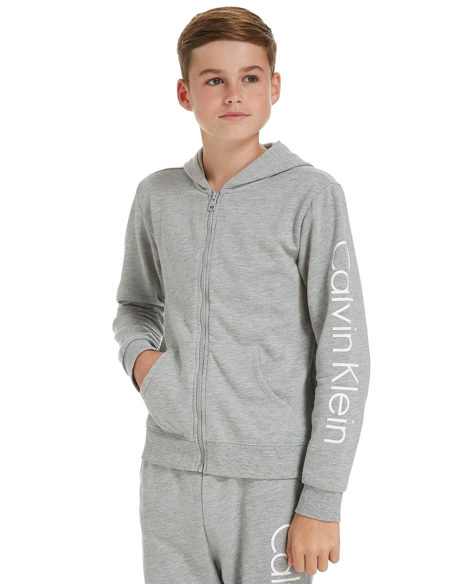 Calvin Klein Full Zip Hoodie Junior