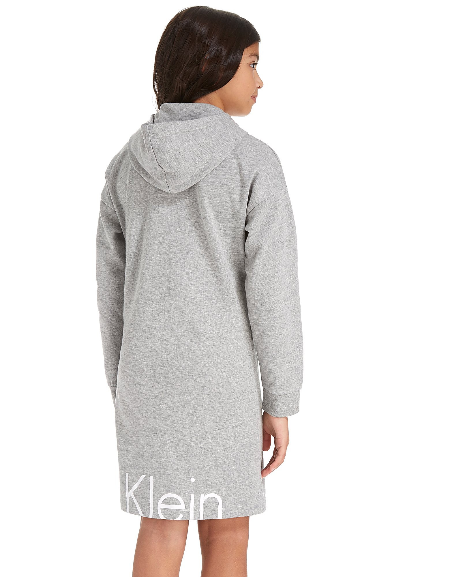 Calvin Klein Girls' Hooded Dress Junior
