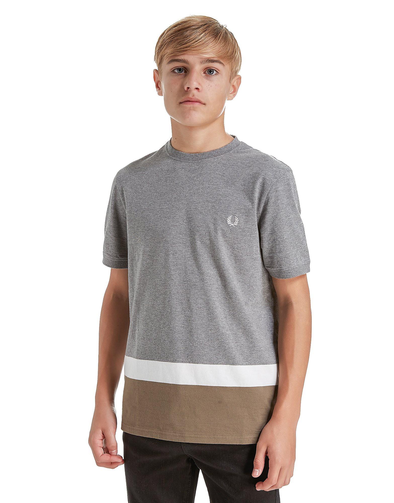 Fred Perry Hem Panel T-Shirt Junior