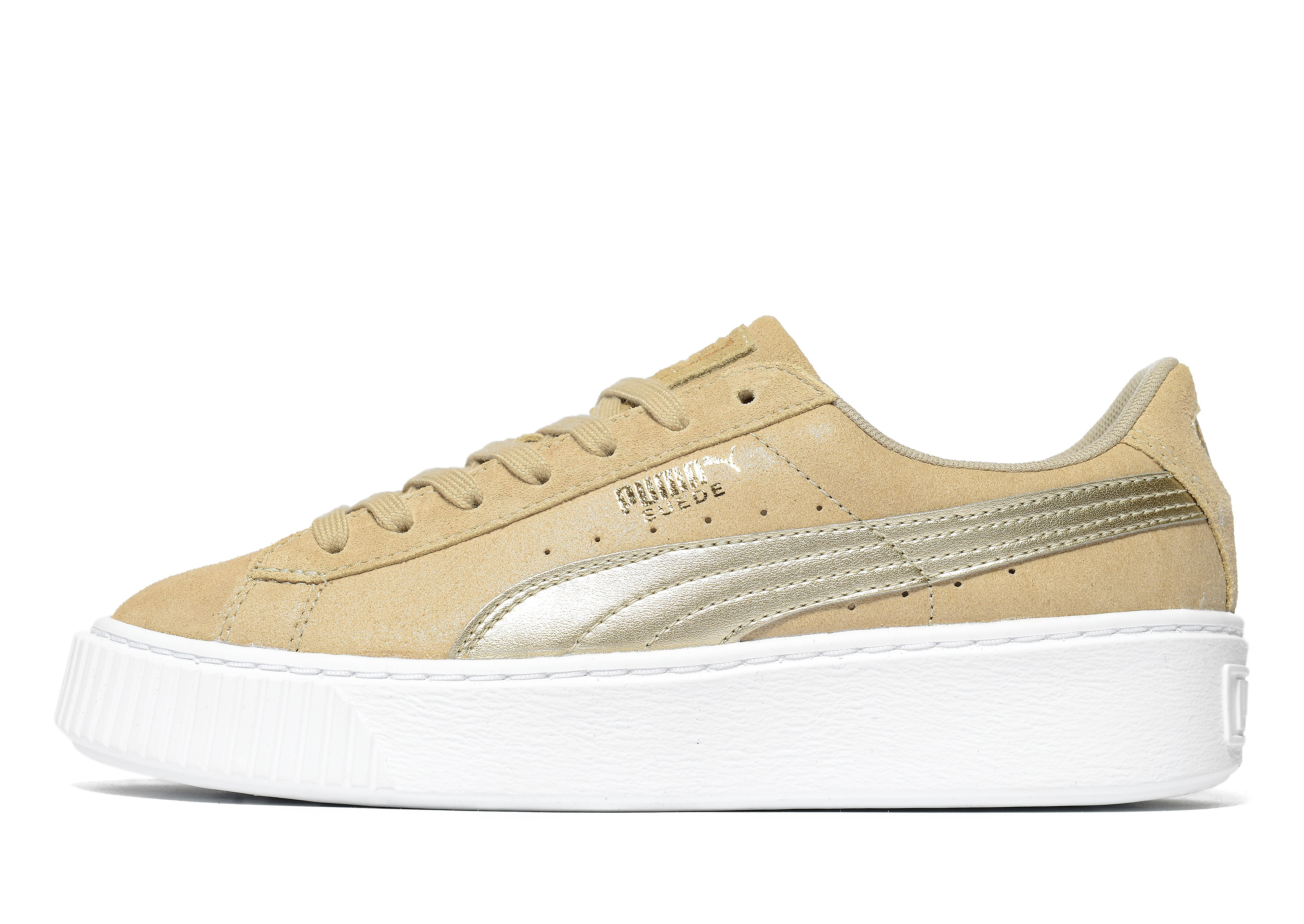 PUMA Basket Platform Safari Women's