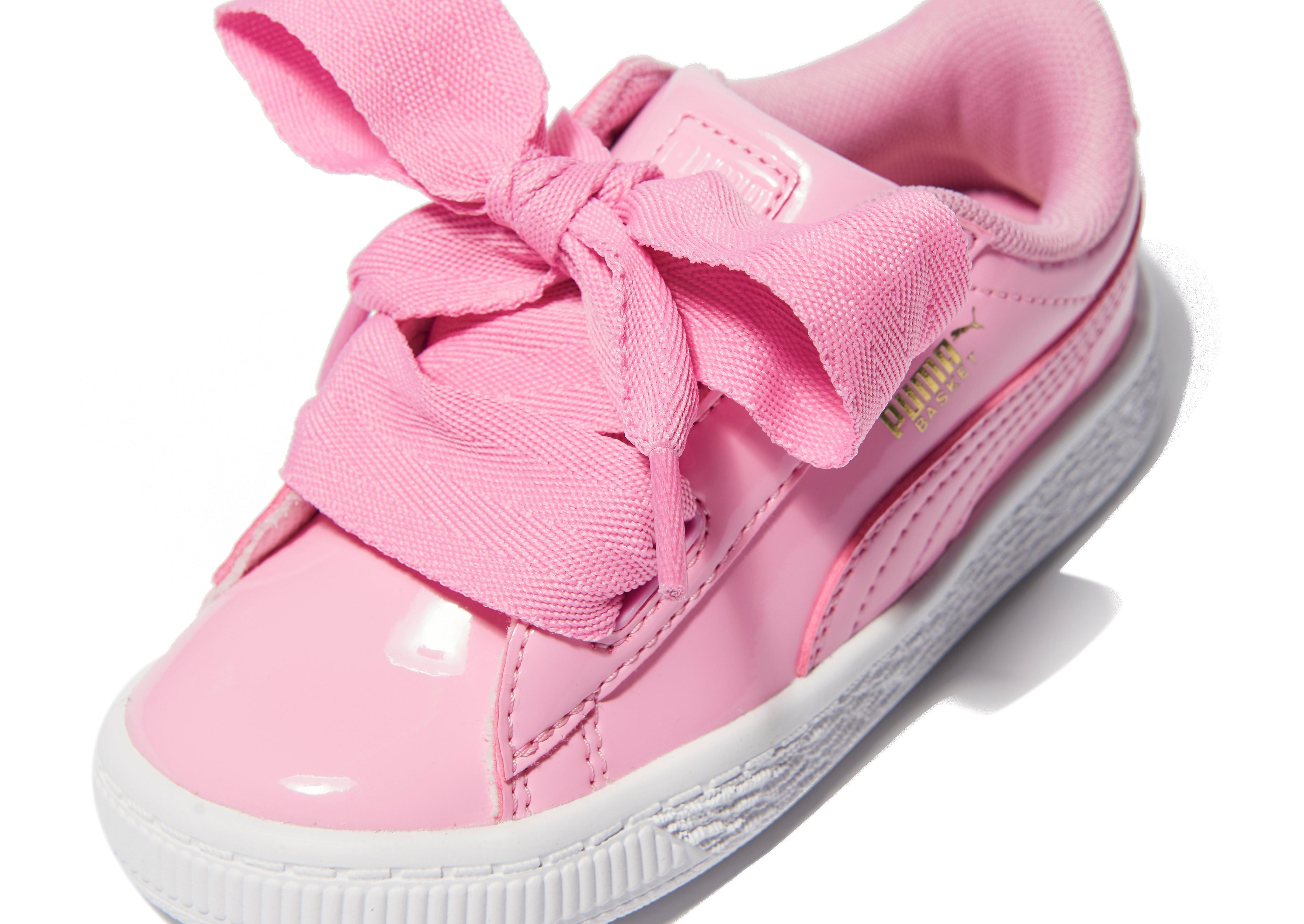 PUMA Basket Heart para bebé