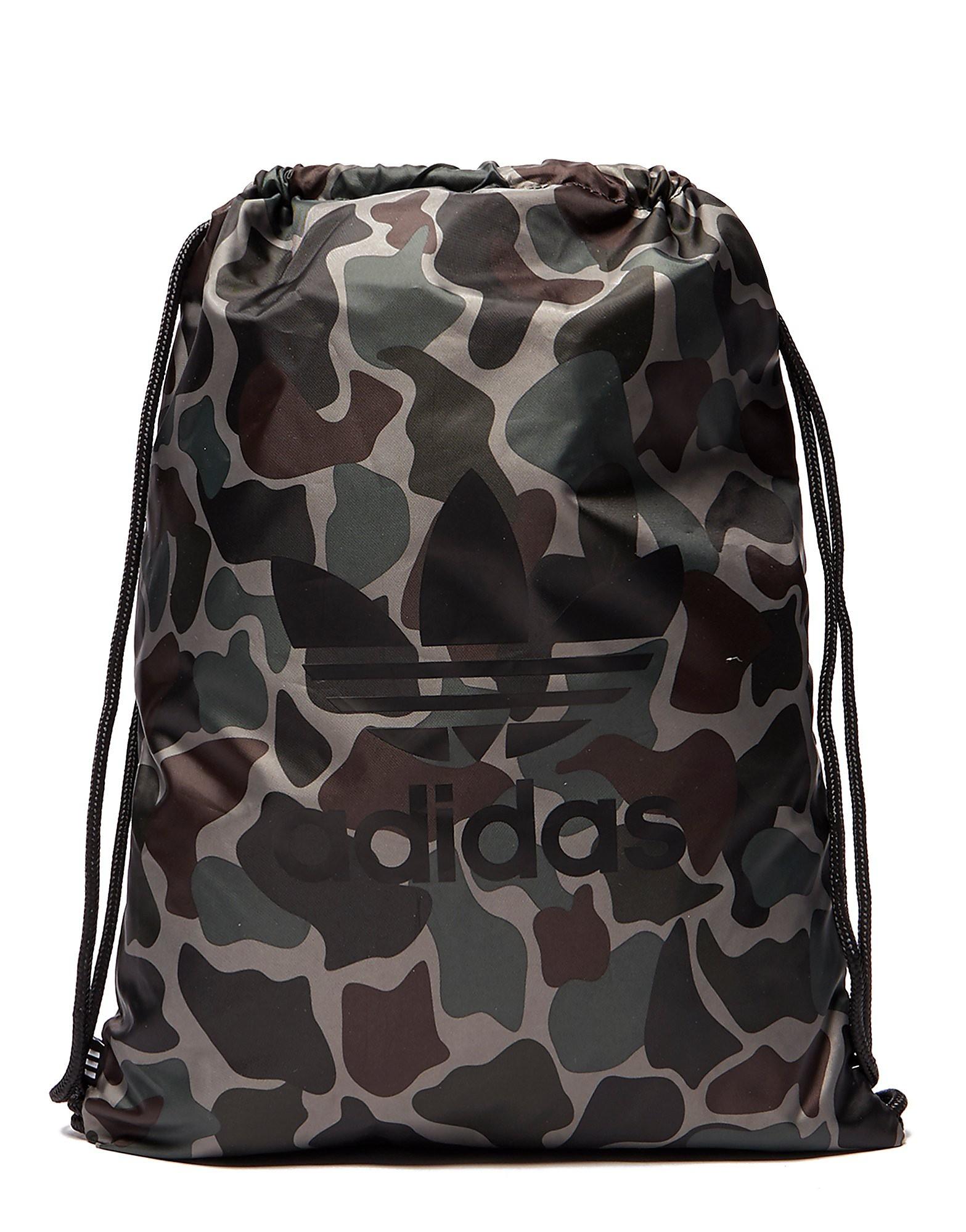 adidas Originals Camouflage Gymsack