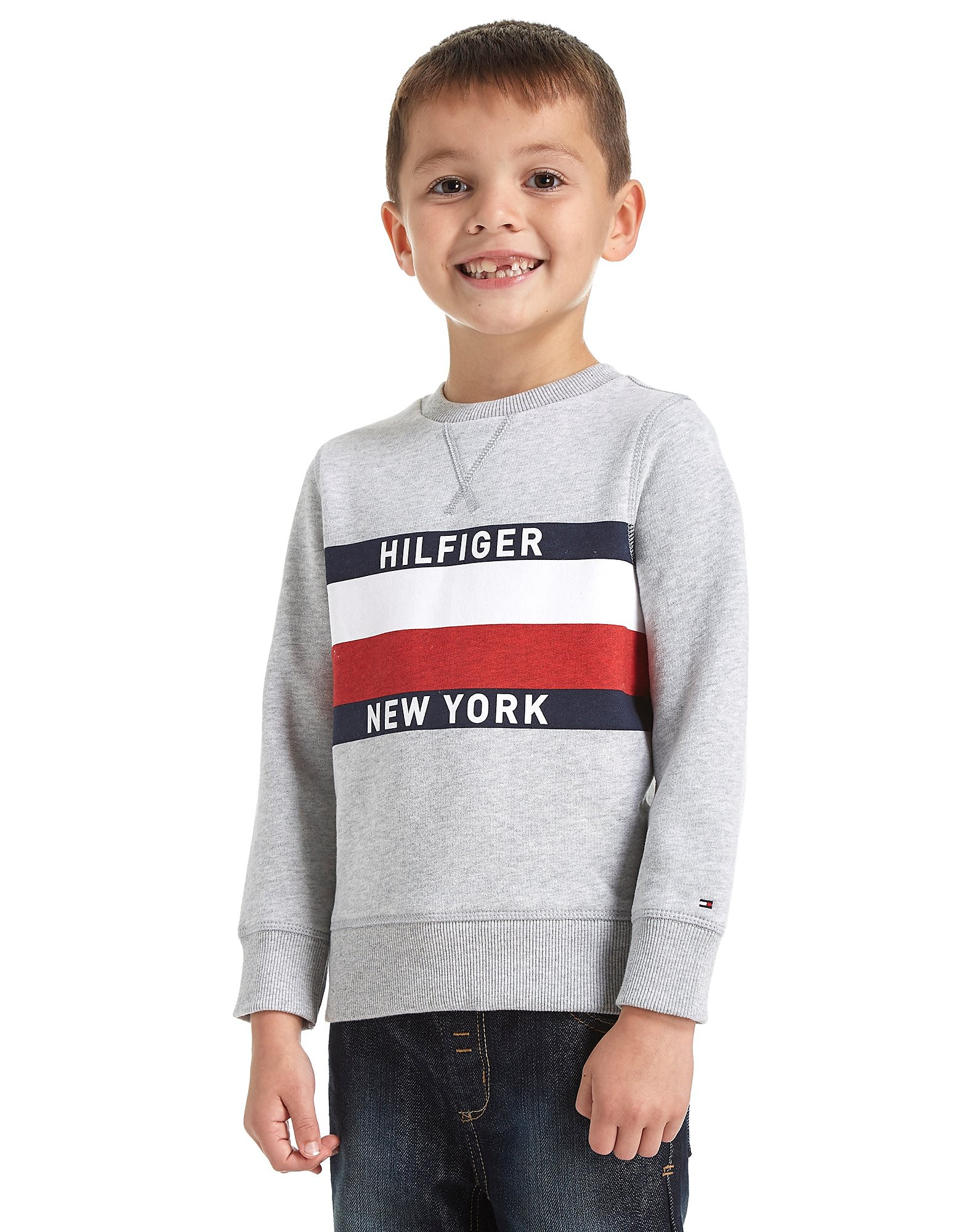 Tommy Hilfiger Flag Sweatshirt Children