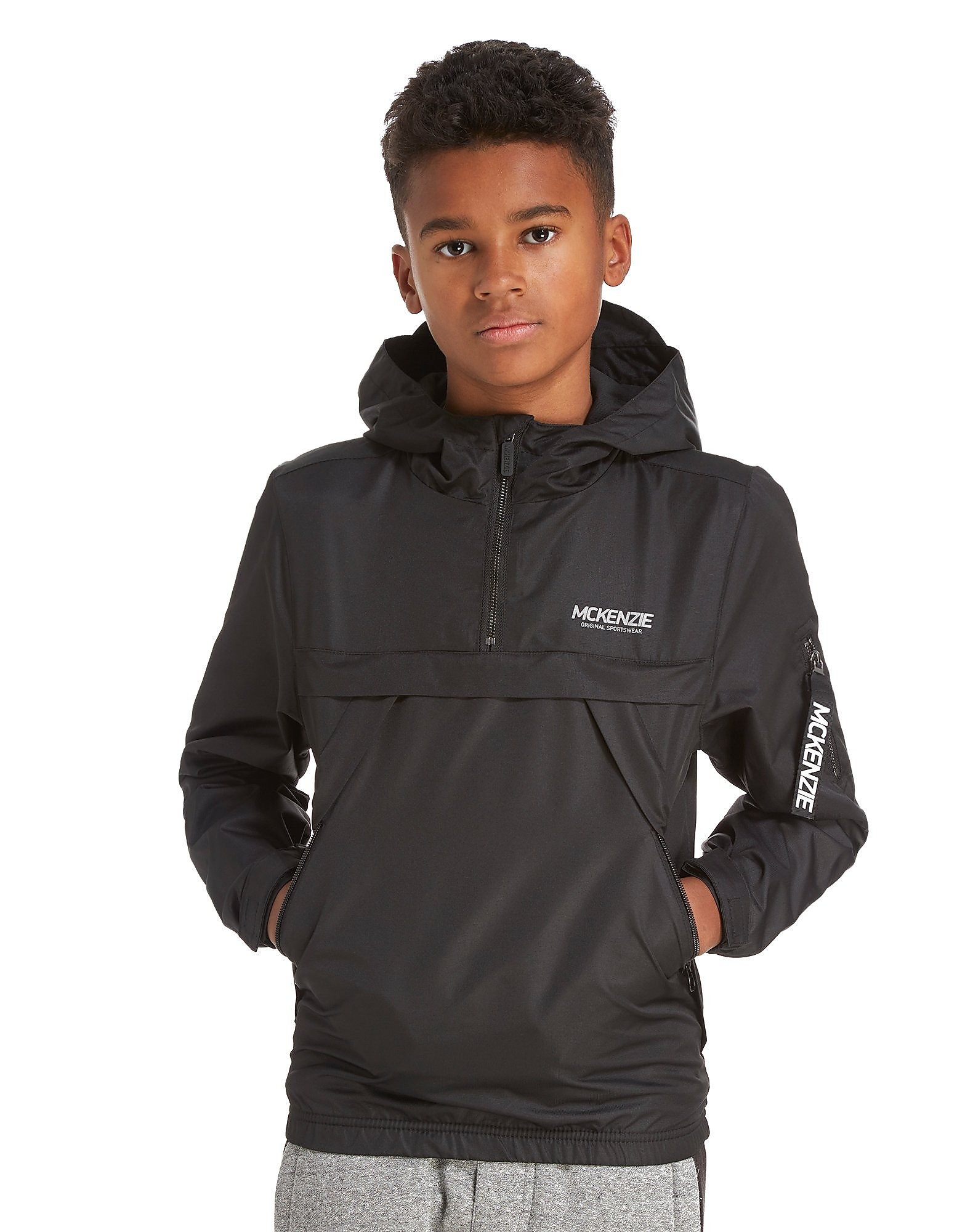 McKenzie Trooper Half Zip Windrunner Junior