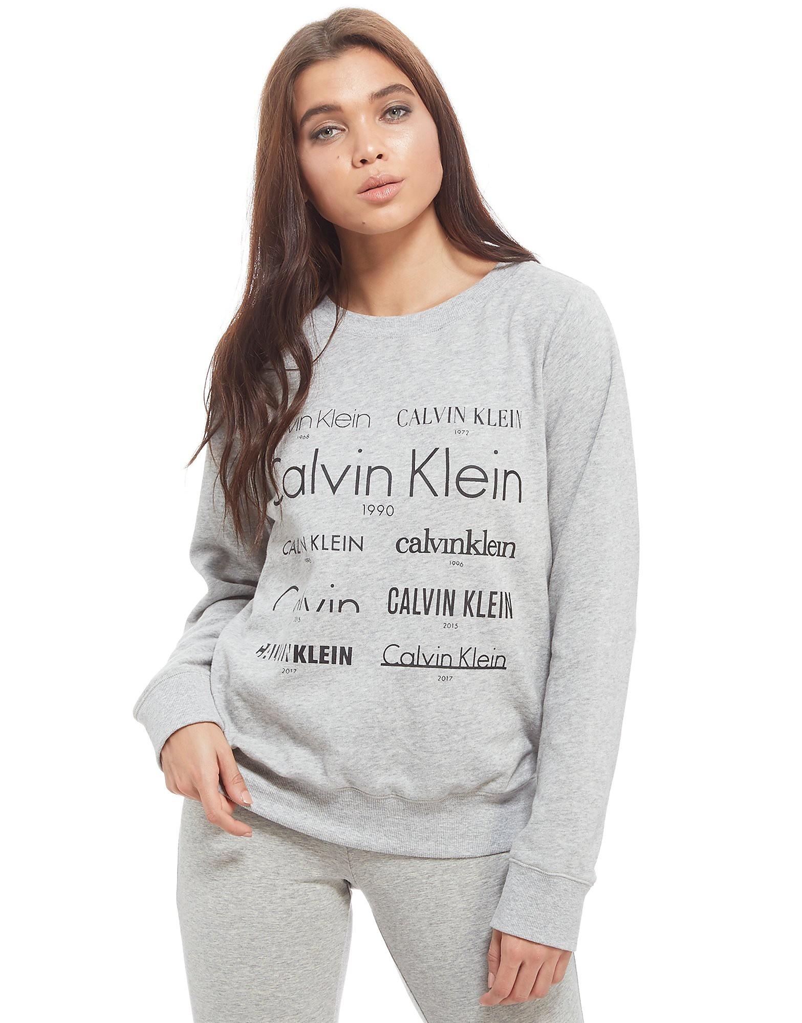 Calvin Klein Heritage Crew Sweatshirt