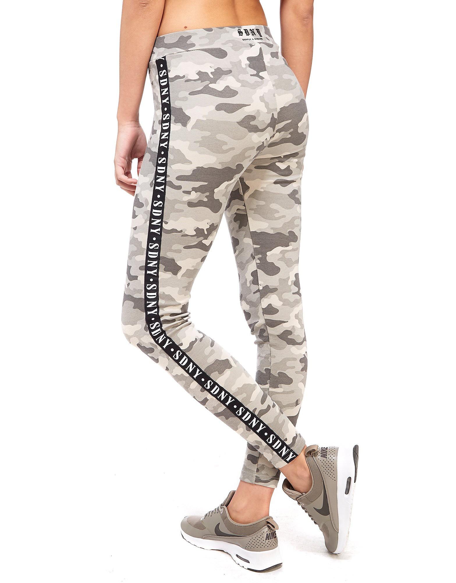 Supply & Demand Camo Leggings