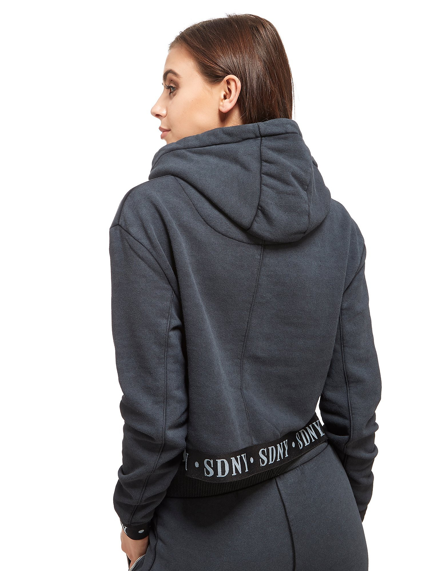 Supply & Demand Boxy Half Zip Hoody