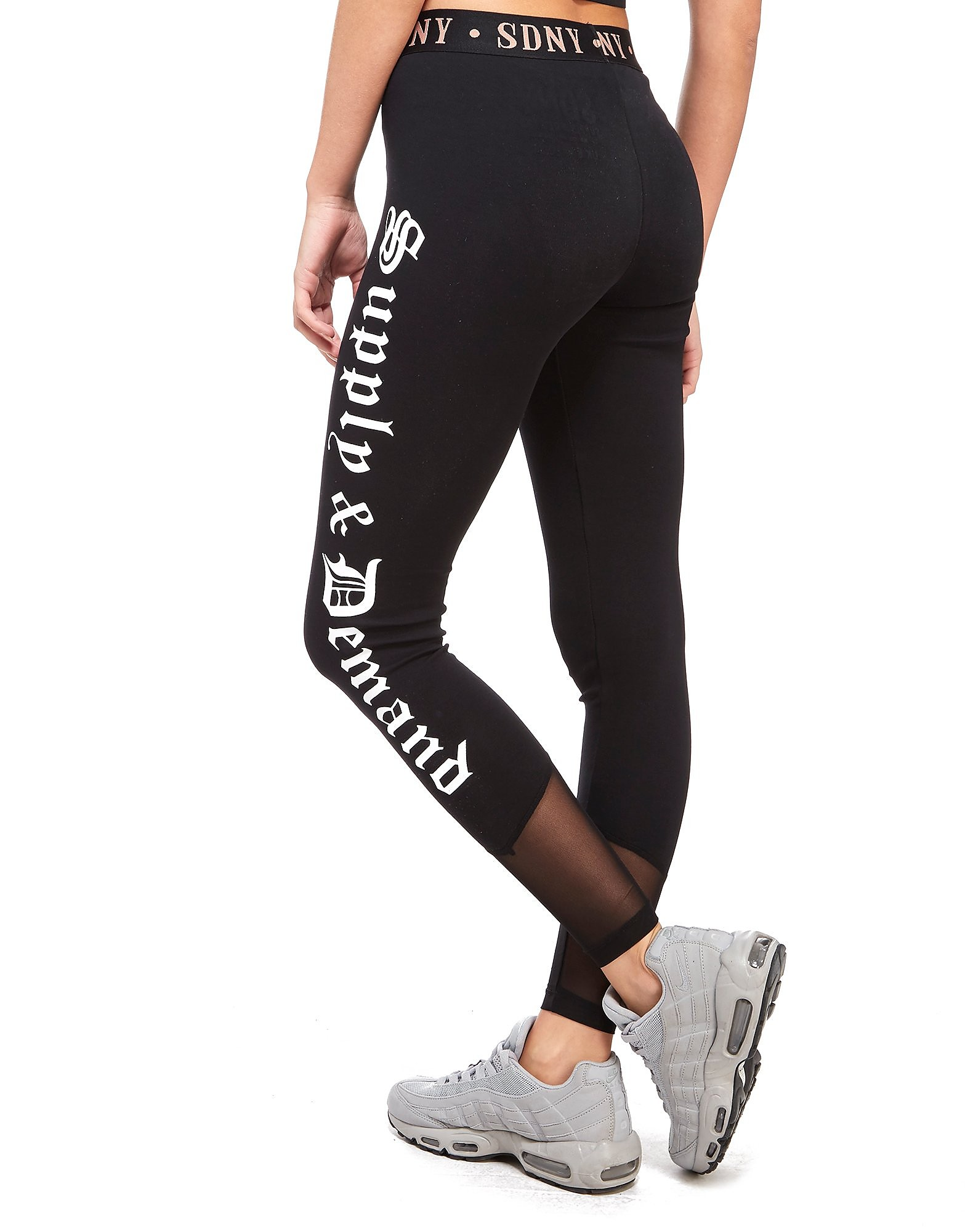 Supply & Demand Logo Leggings