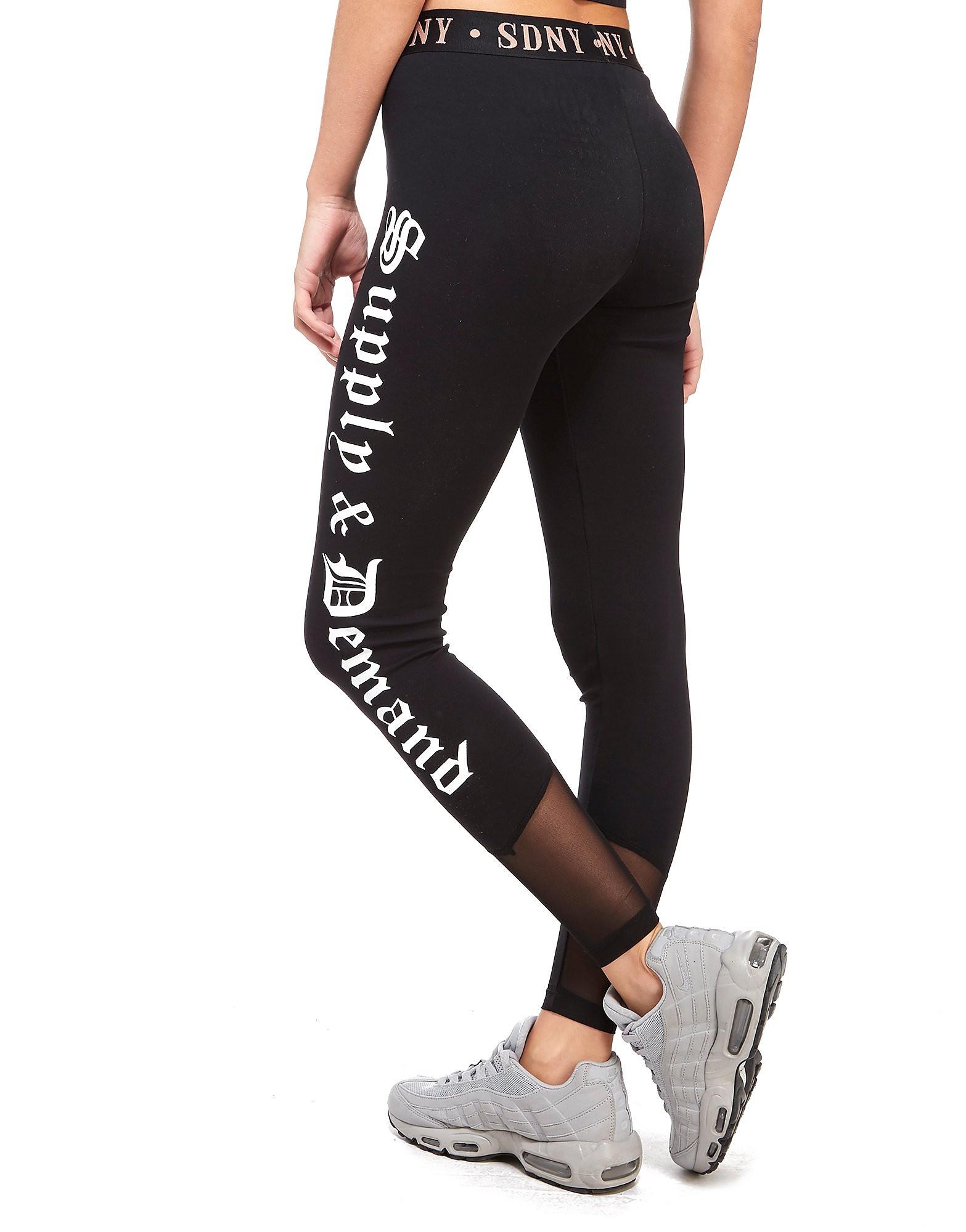 Supply & Demand Logo Legging