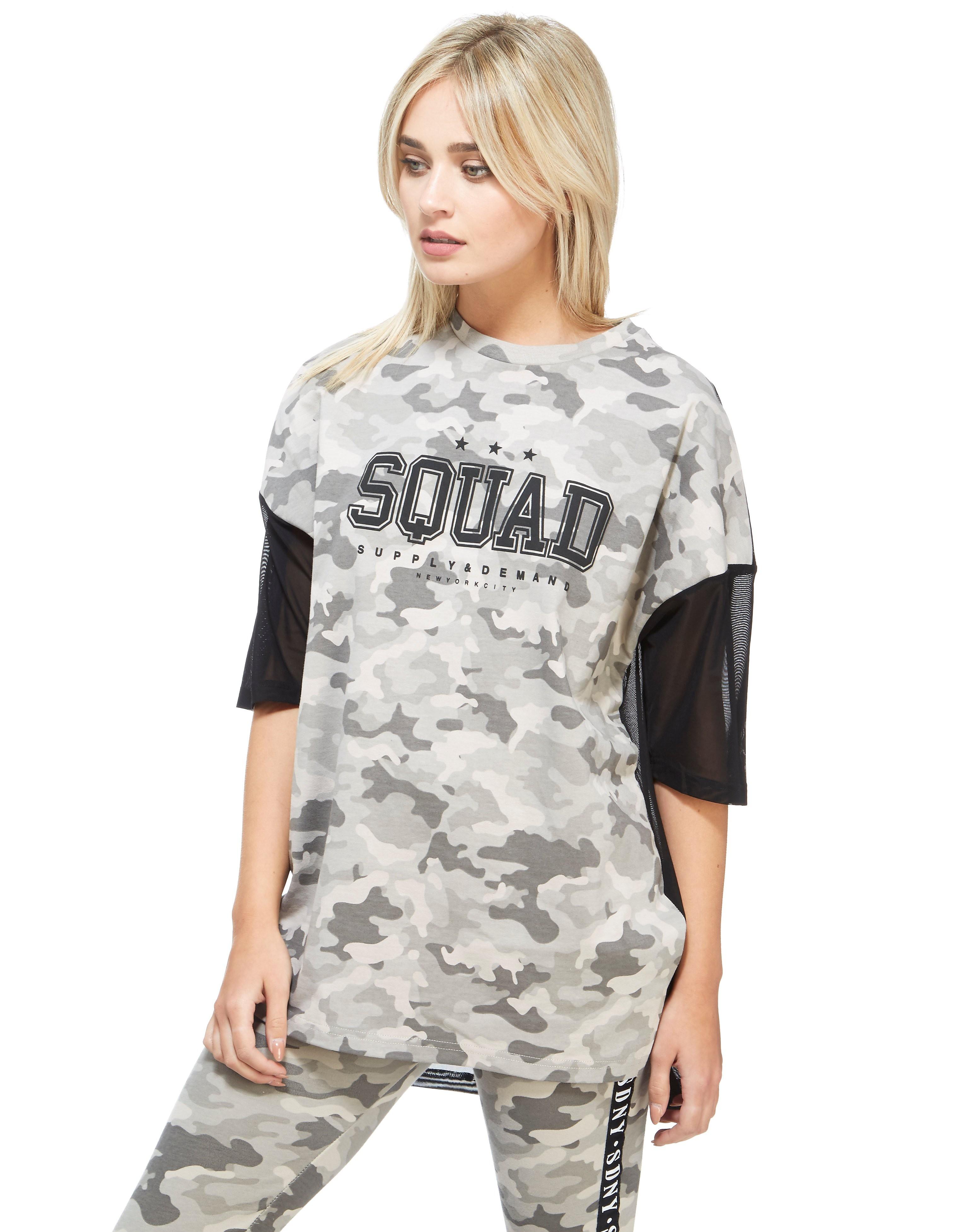 Supply & Demand Varsity T-Shirt