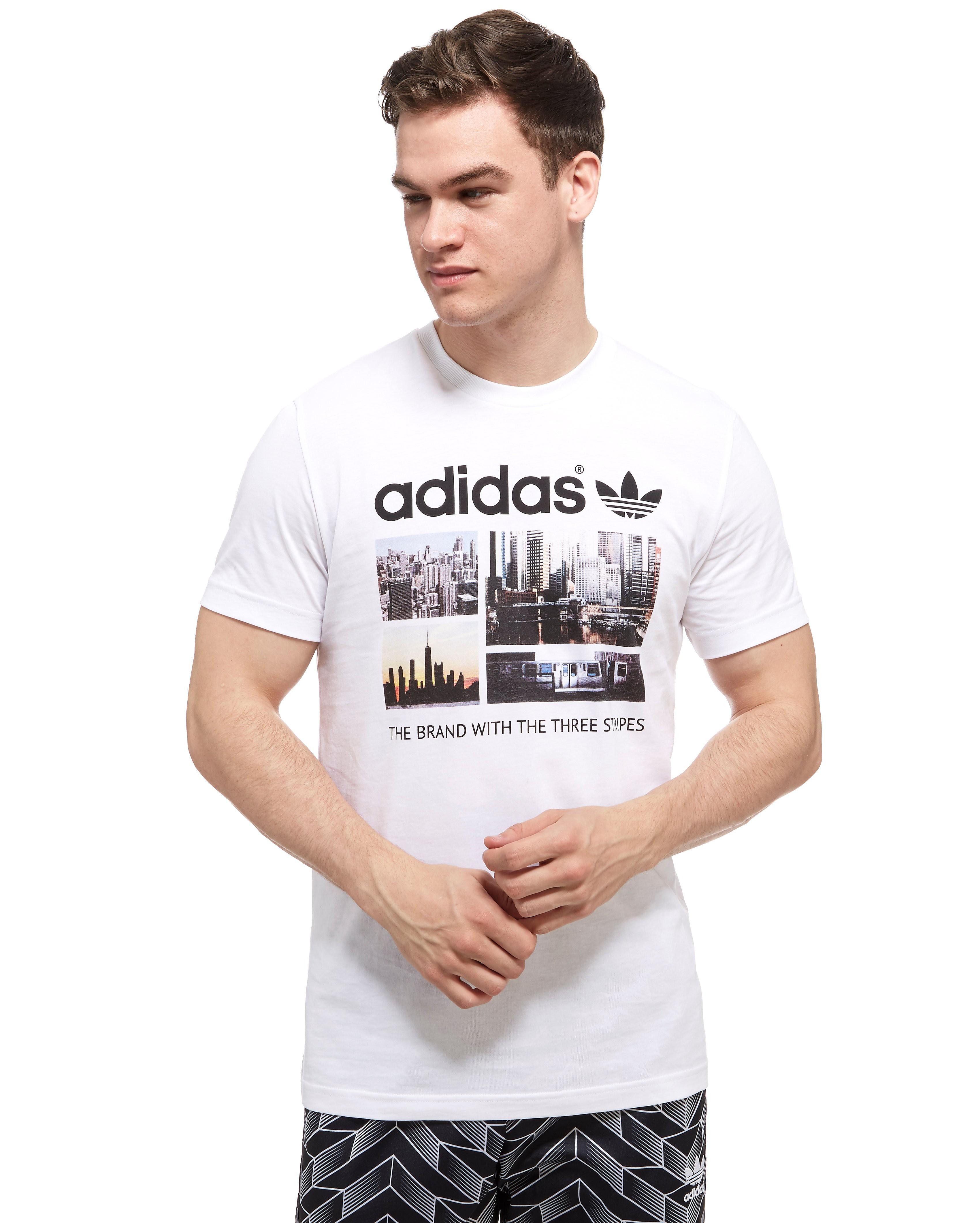 adidas Trefoil Photo T-Shirt