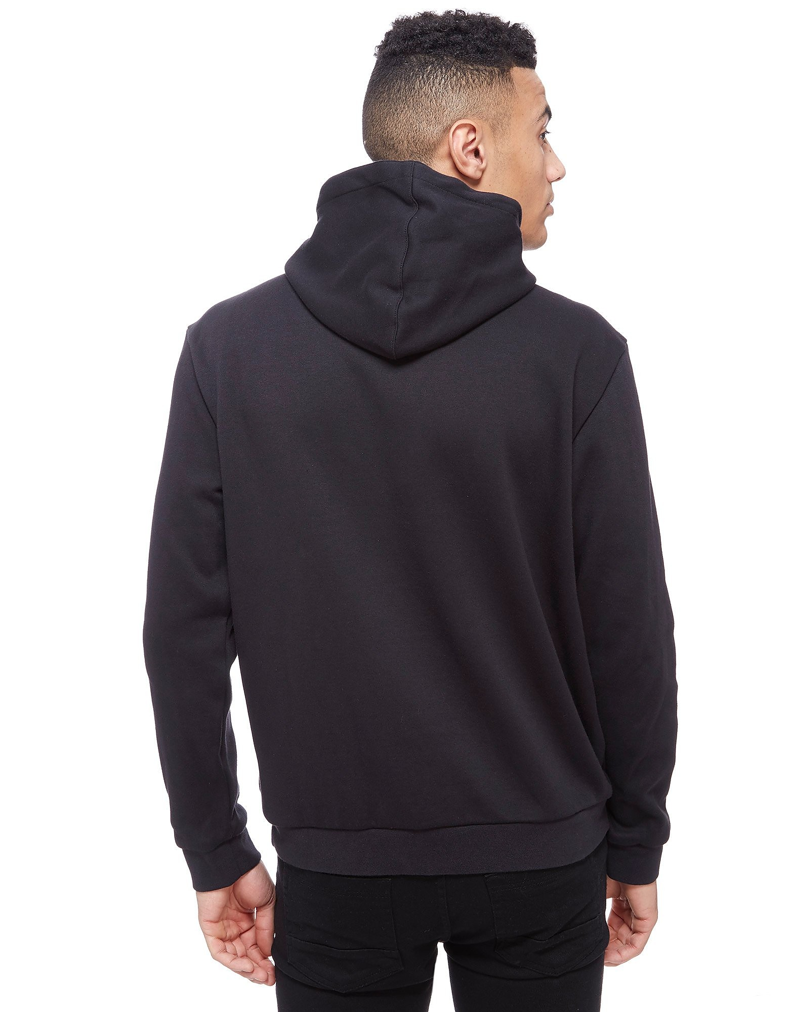 adidas Originals Half Zip Fleece Felpa con Cappuccio e Zip