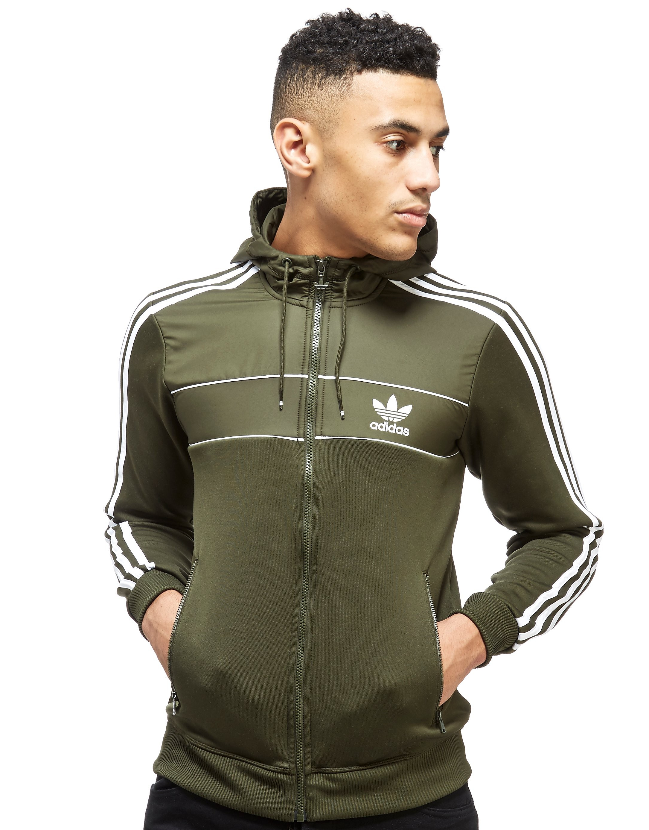 adidas Originals Country Full Zip Hoody