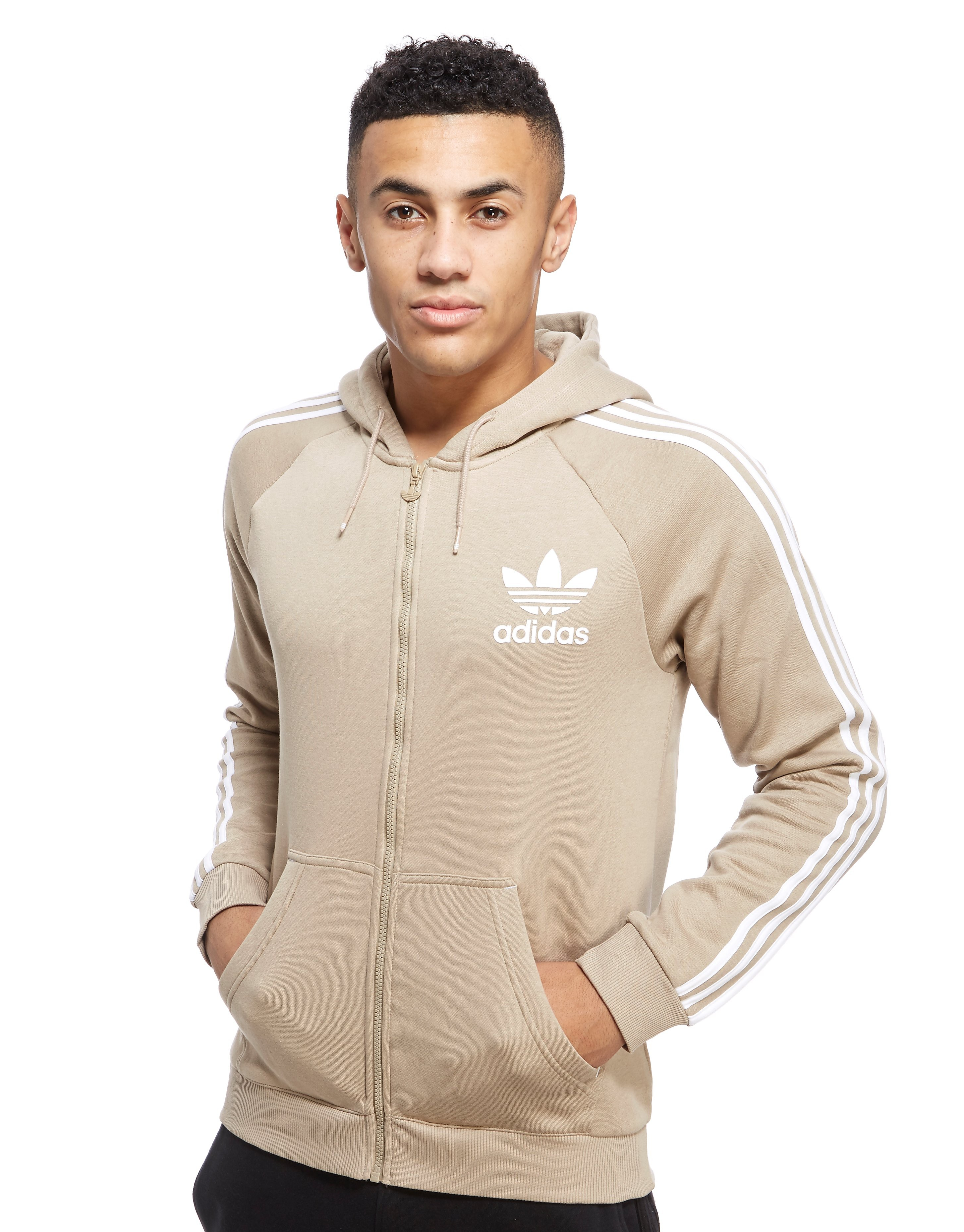 adidas Originals California Full Zip Hoodie Heren