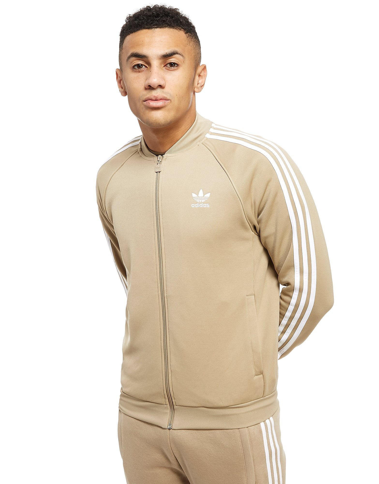 adidas Originals Superstar Poly Track Top