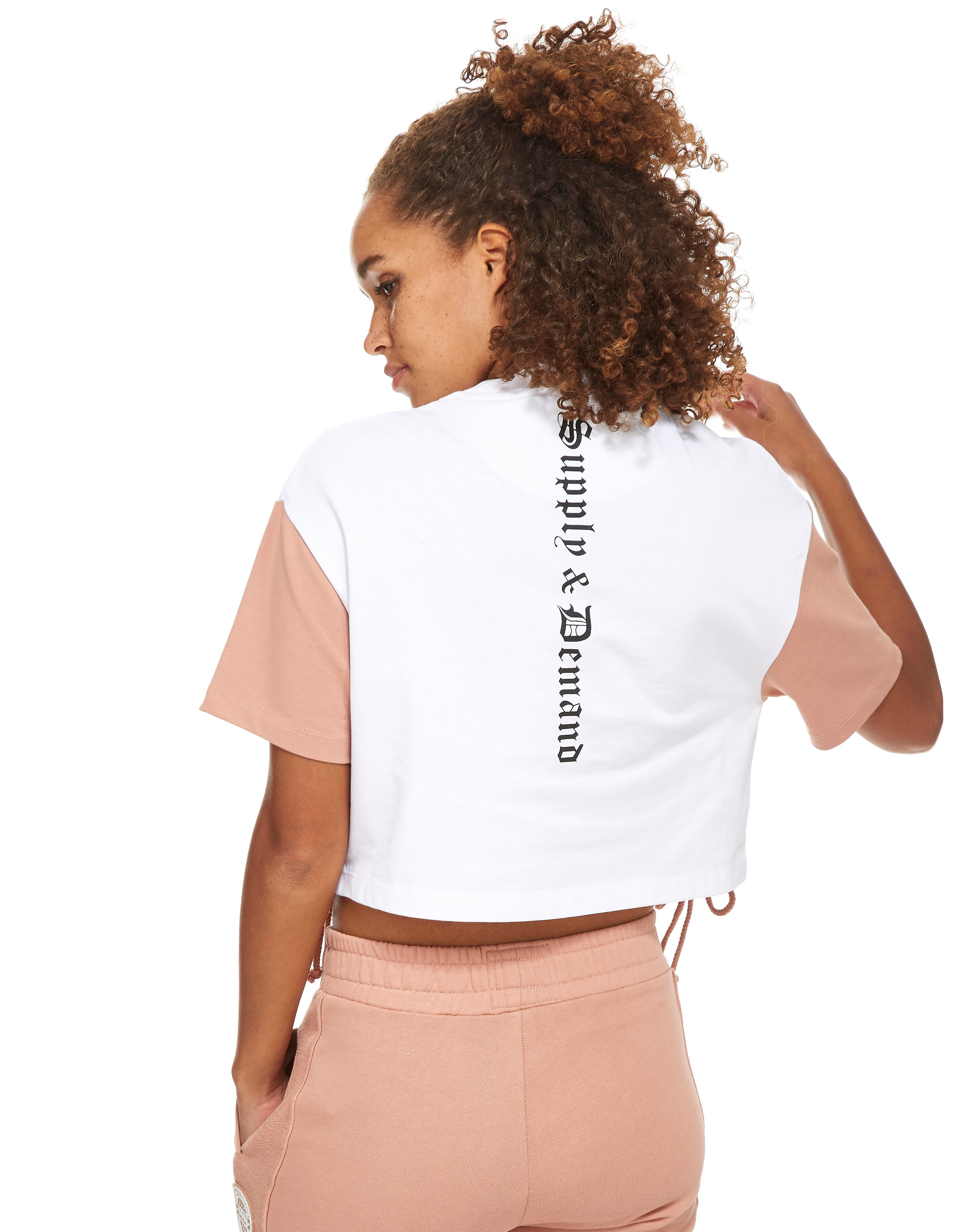 Supply & Demand Gothic Boxy T-Shirt