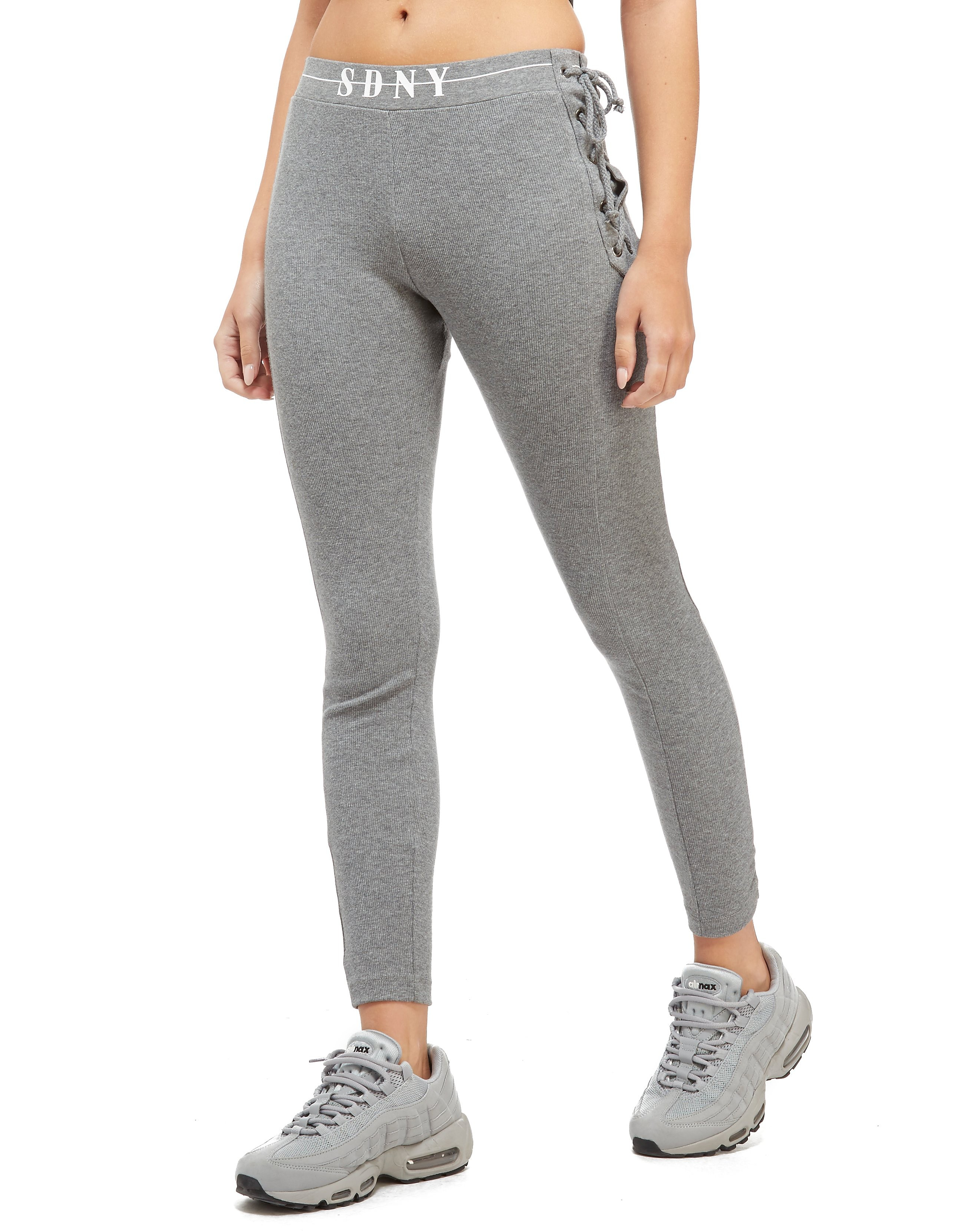 Supply & Demand Lace Up Leggings