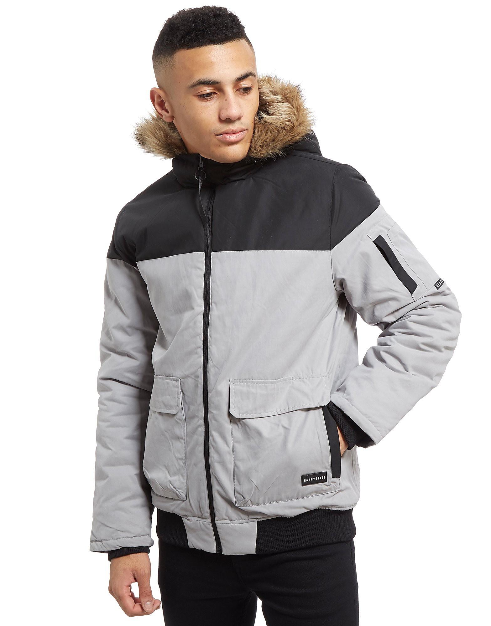Nanny State Odin Short Parka Jacket