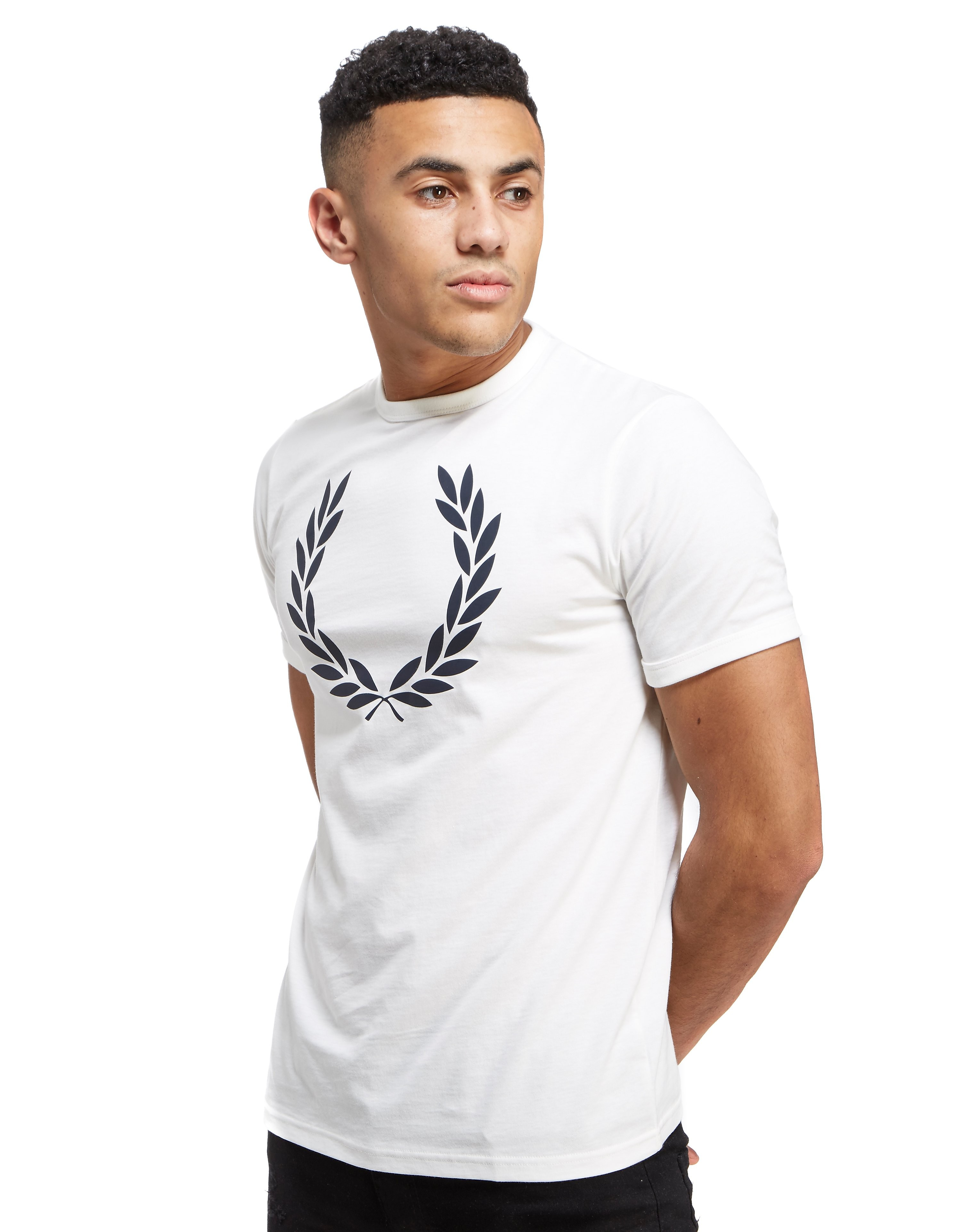 Fred Perry Laurel Wreath Ringer T-Shirt