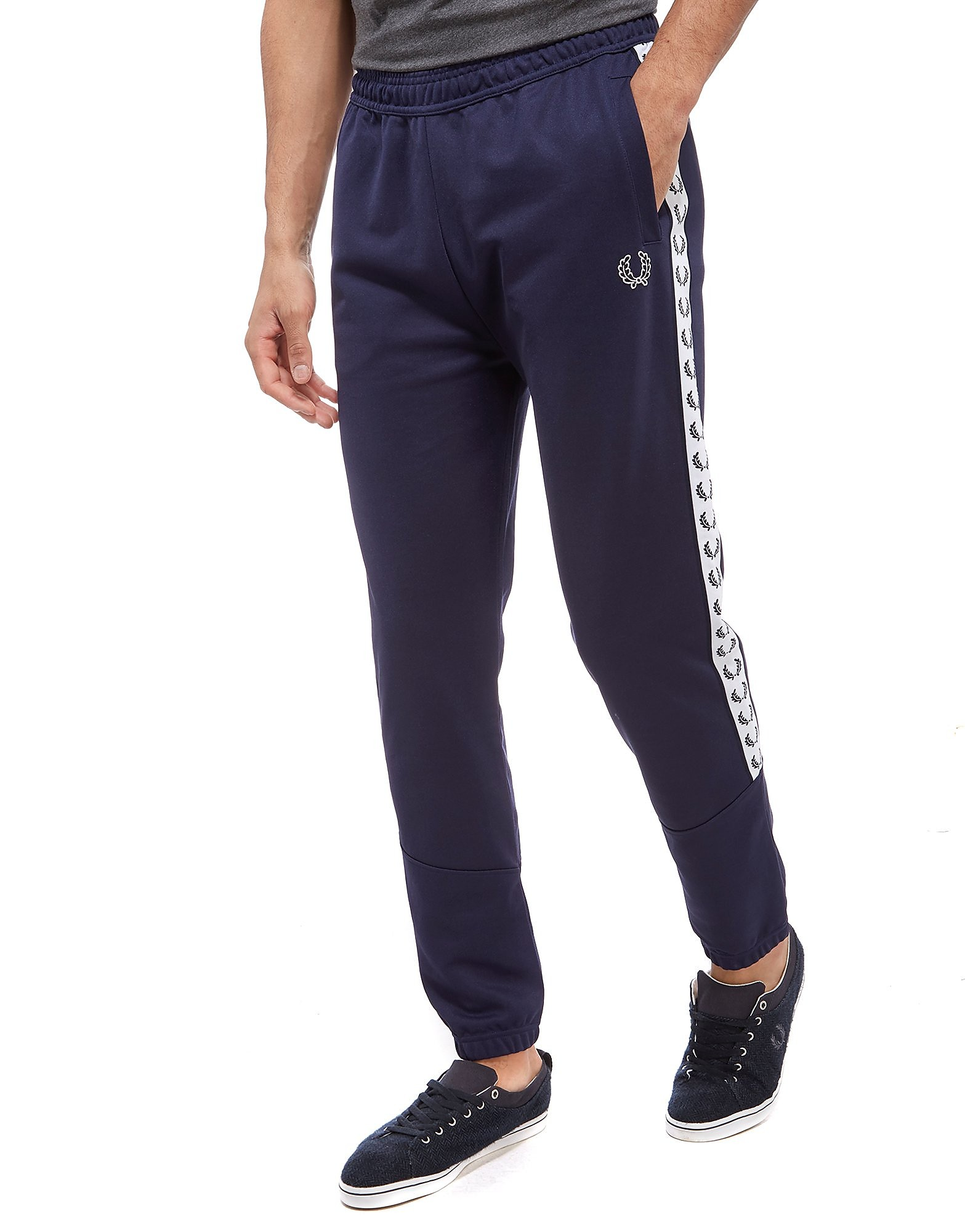 Fred Perry Sports Authentic Tape Track Pants