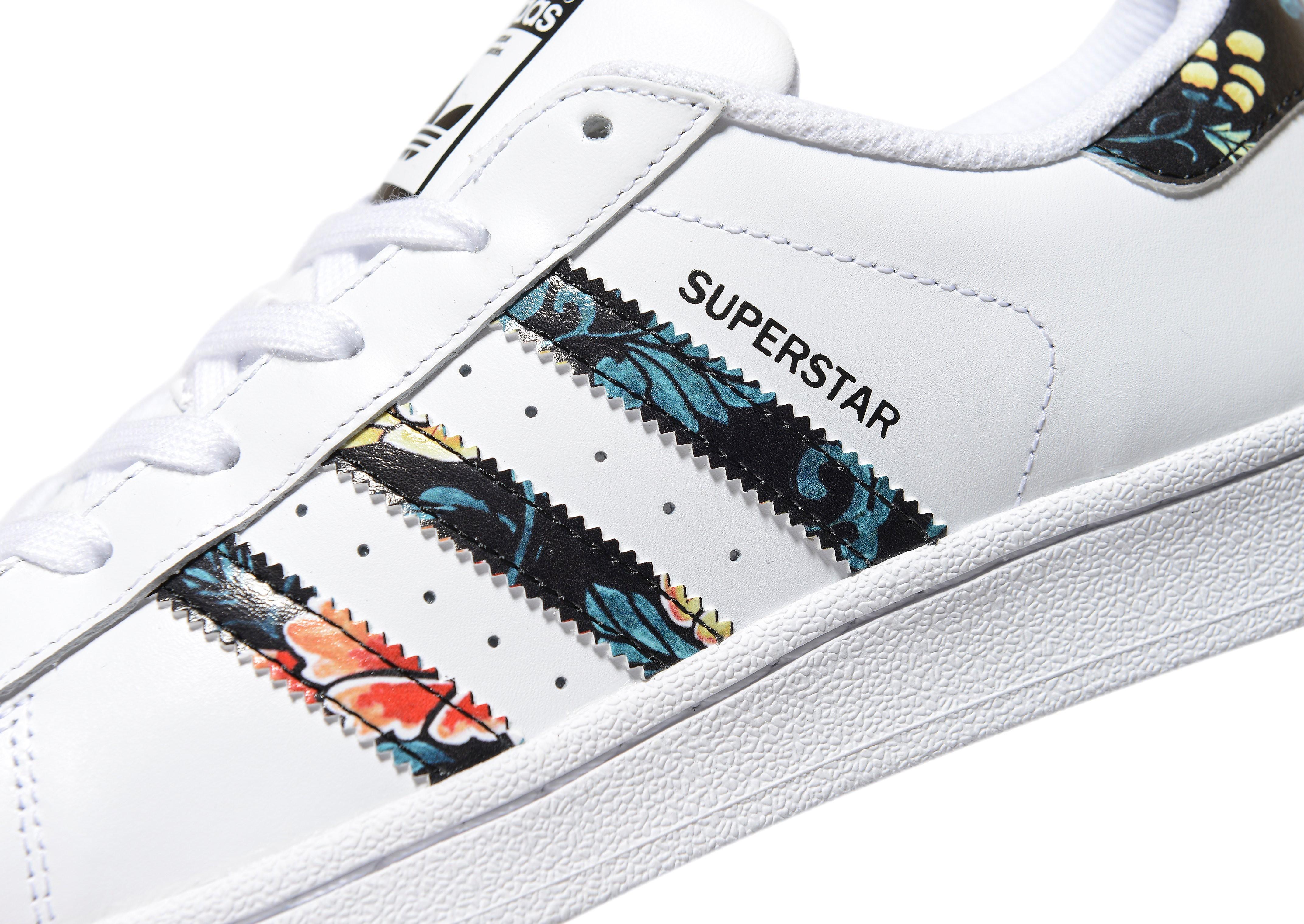 adidas Superstar Print Junior
