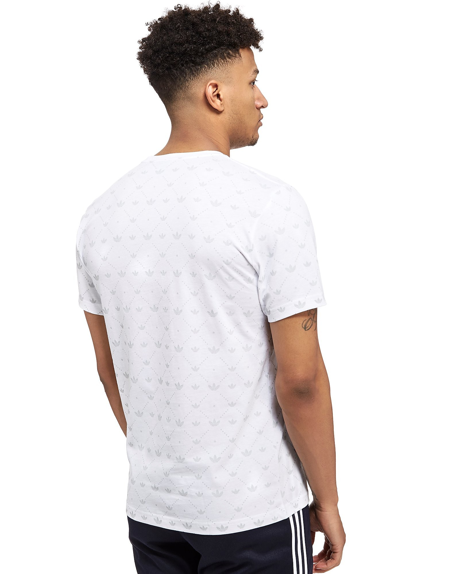 adidas Originals Trefoil All-Over-Print T-Shirt