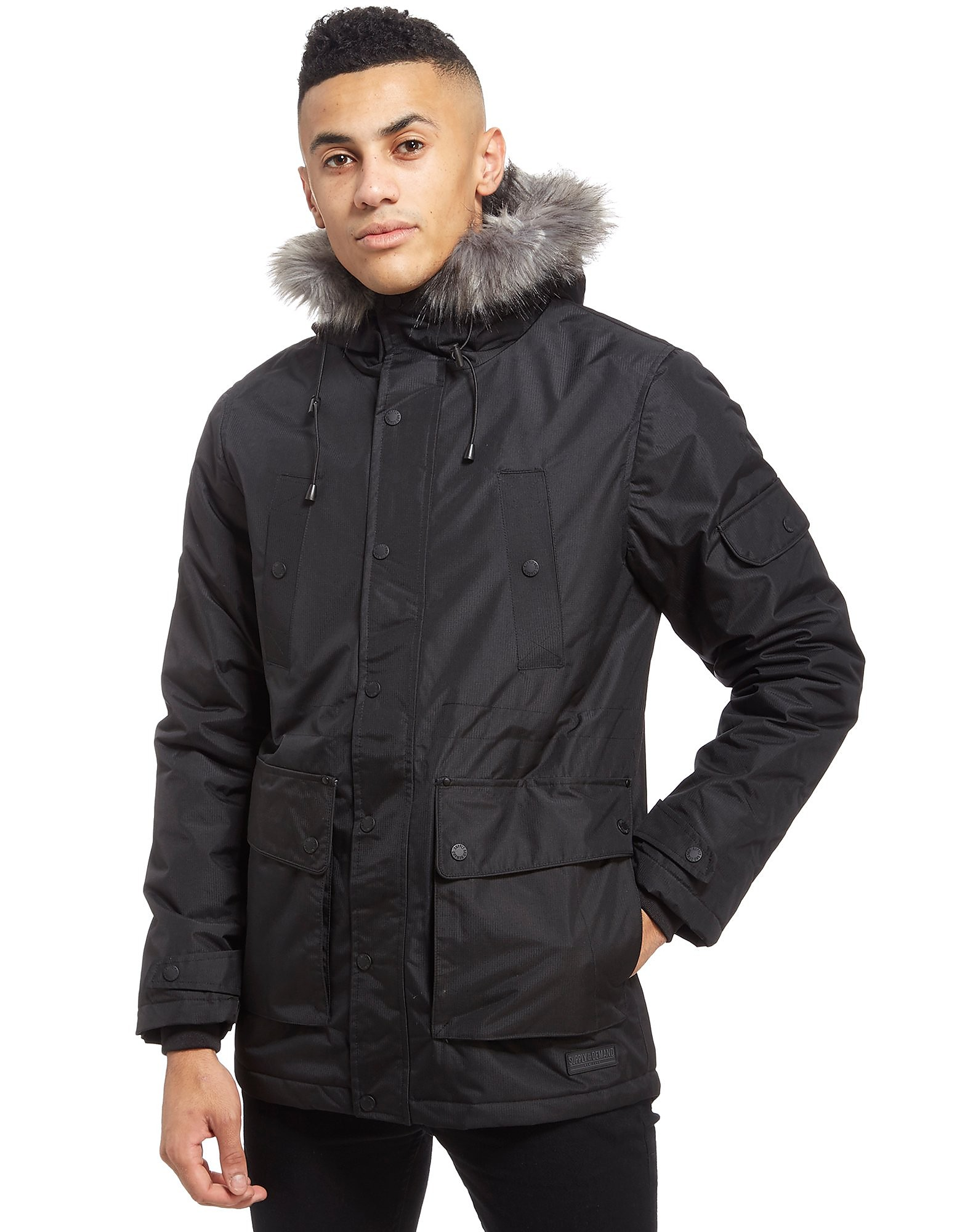 Supply & Demand Zeus Parka Jacket