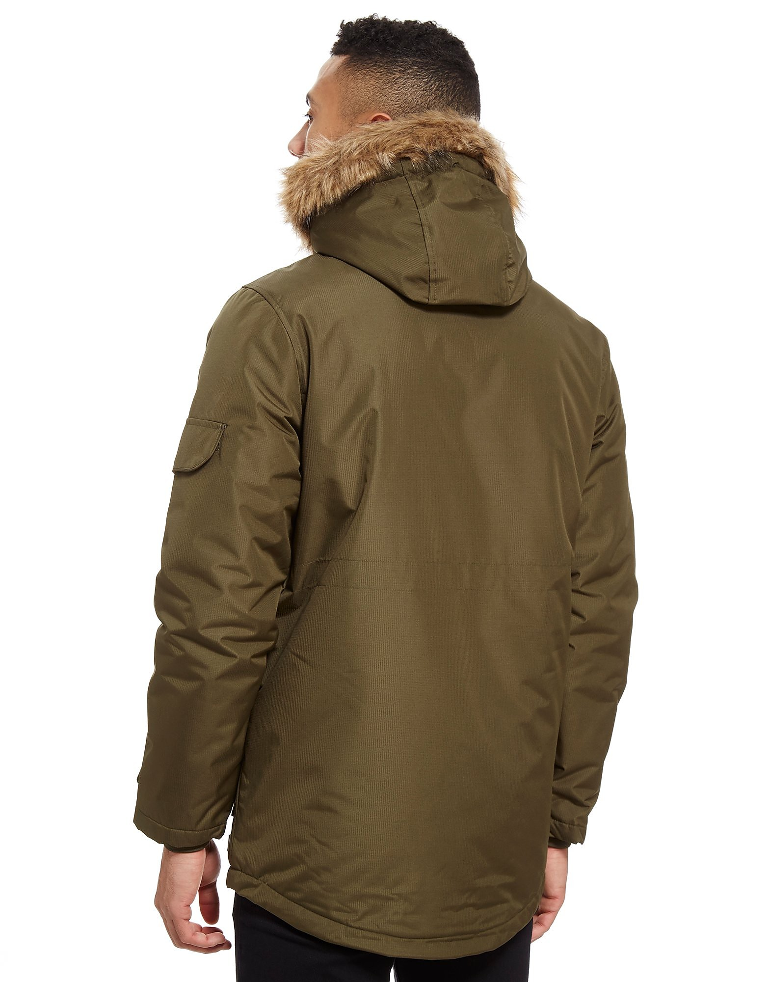 Supply & Demand Zeus Parka Jacket Heren
