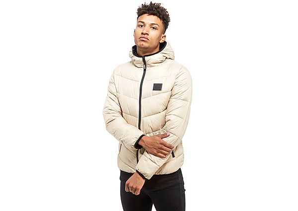 Supply & Demand Runner Jacket - Only at JD, White Stone