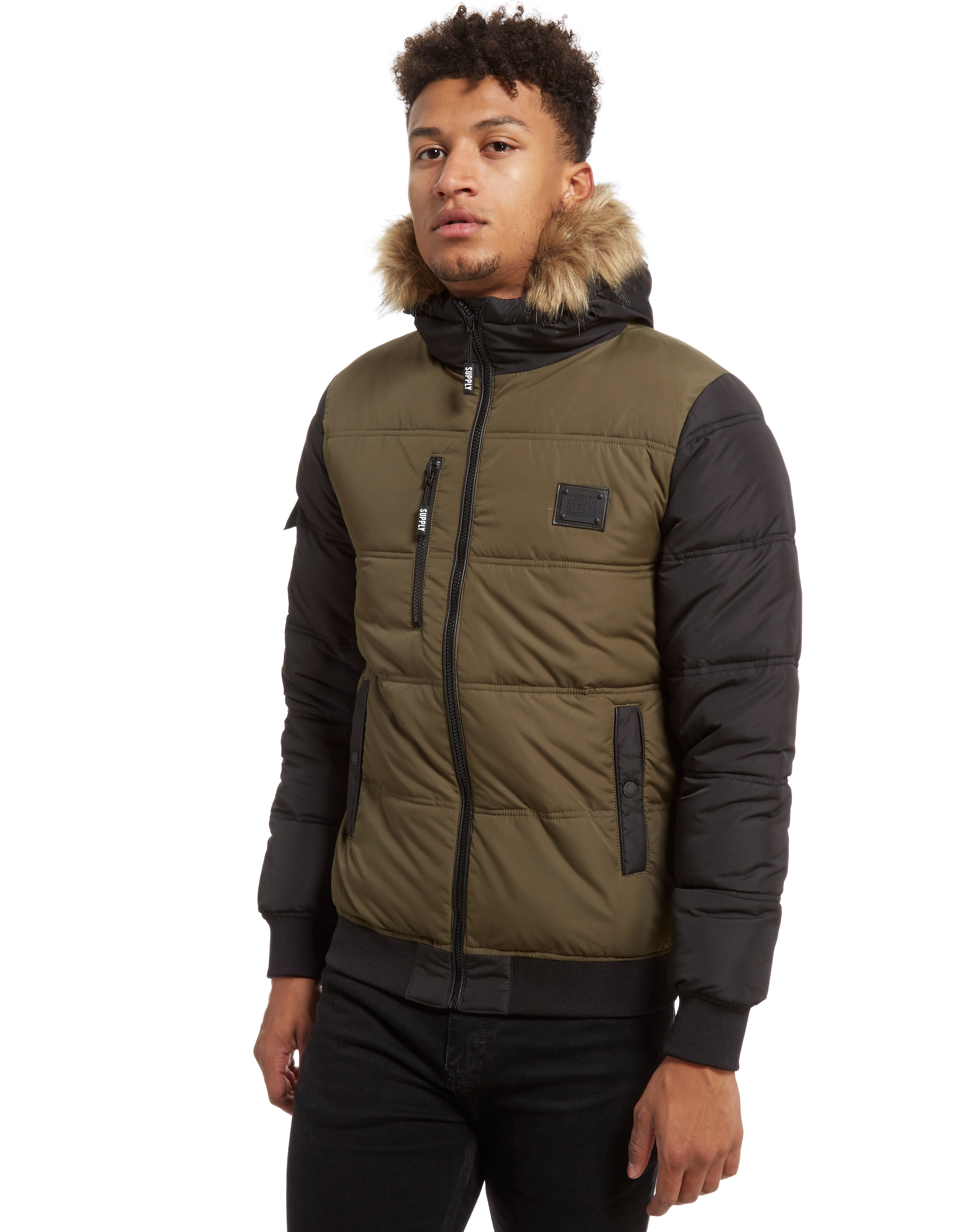 Supply & Demand Splinter Jacke