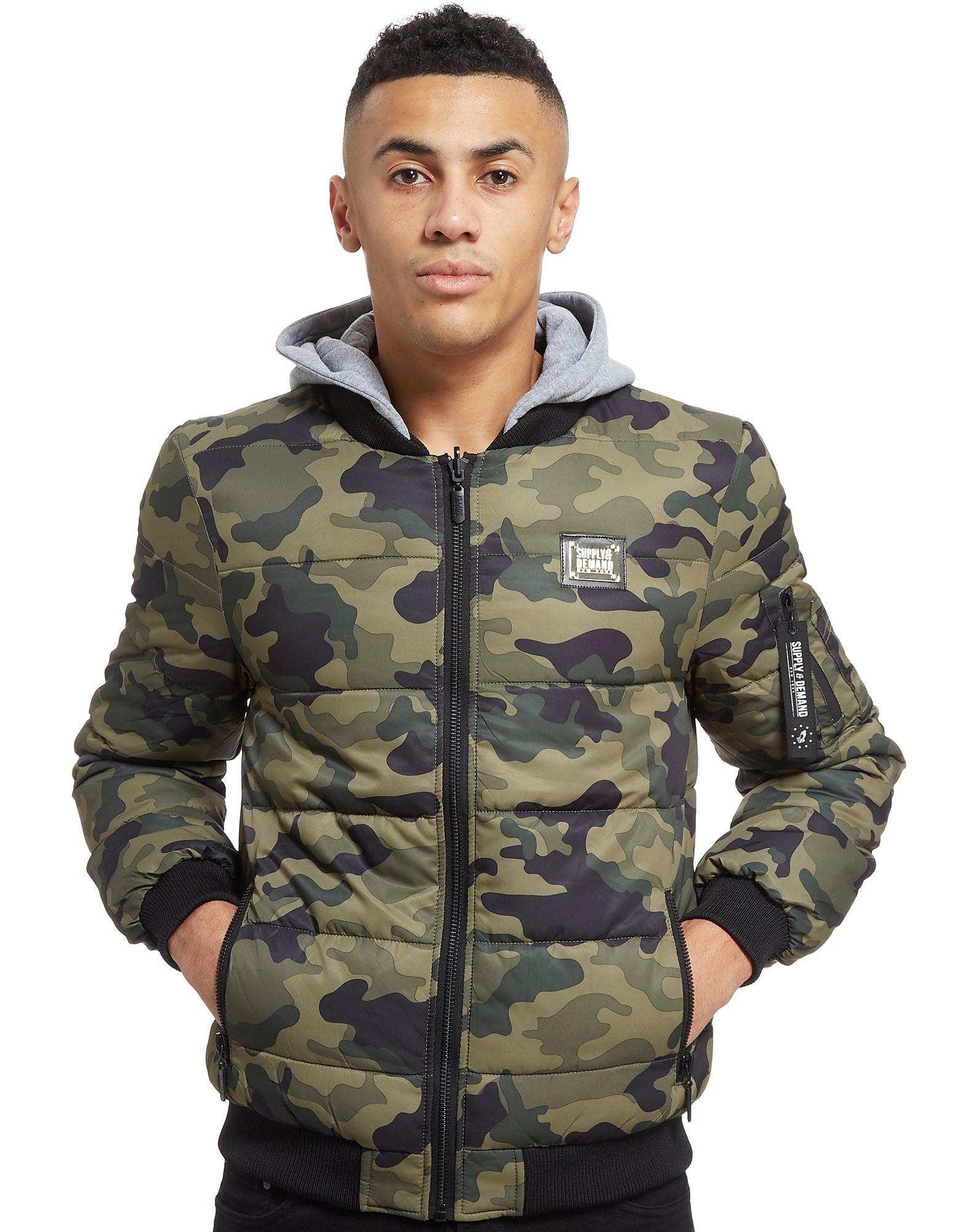 Supply & Demand Percy Bomber Jacket