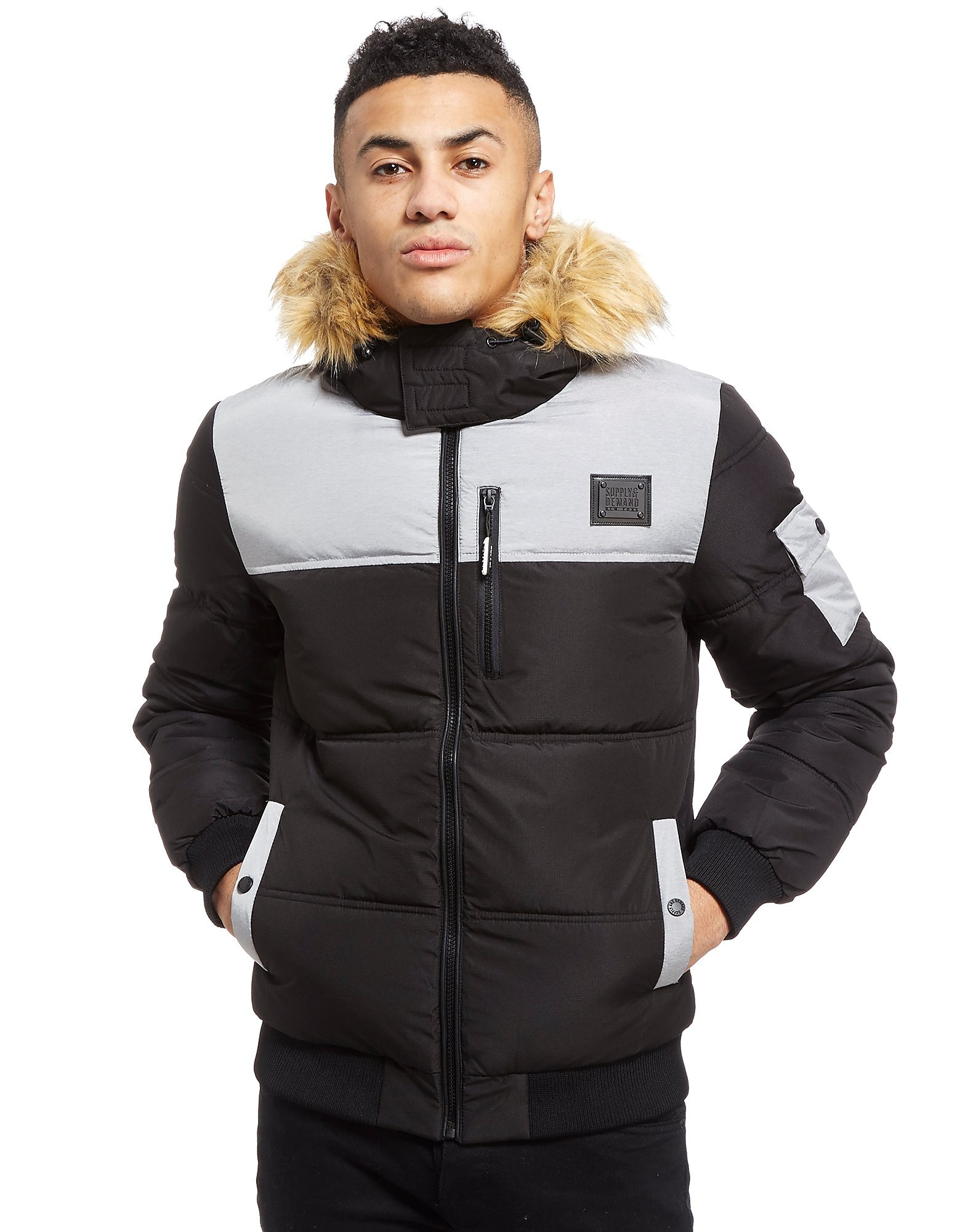 Supply & Demand Sleeper Jacket