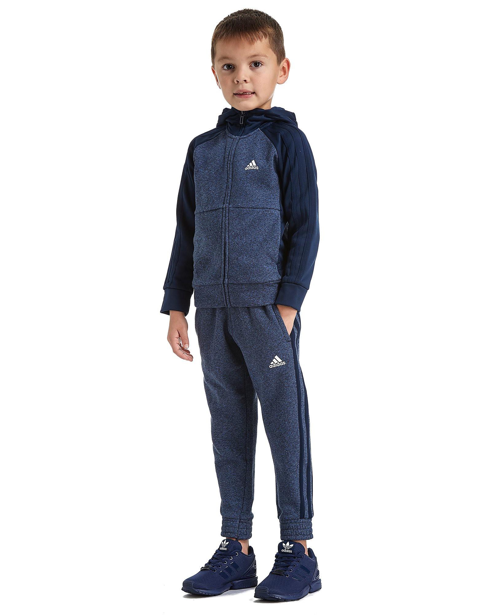 adidas Hybrid Fleece Suit Children