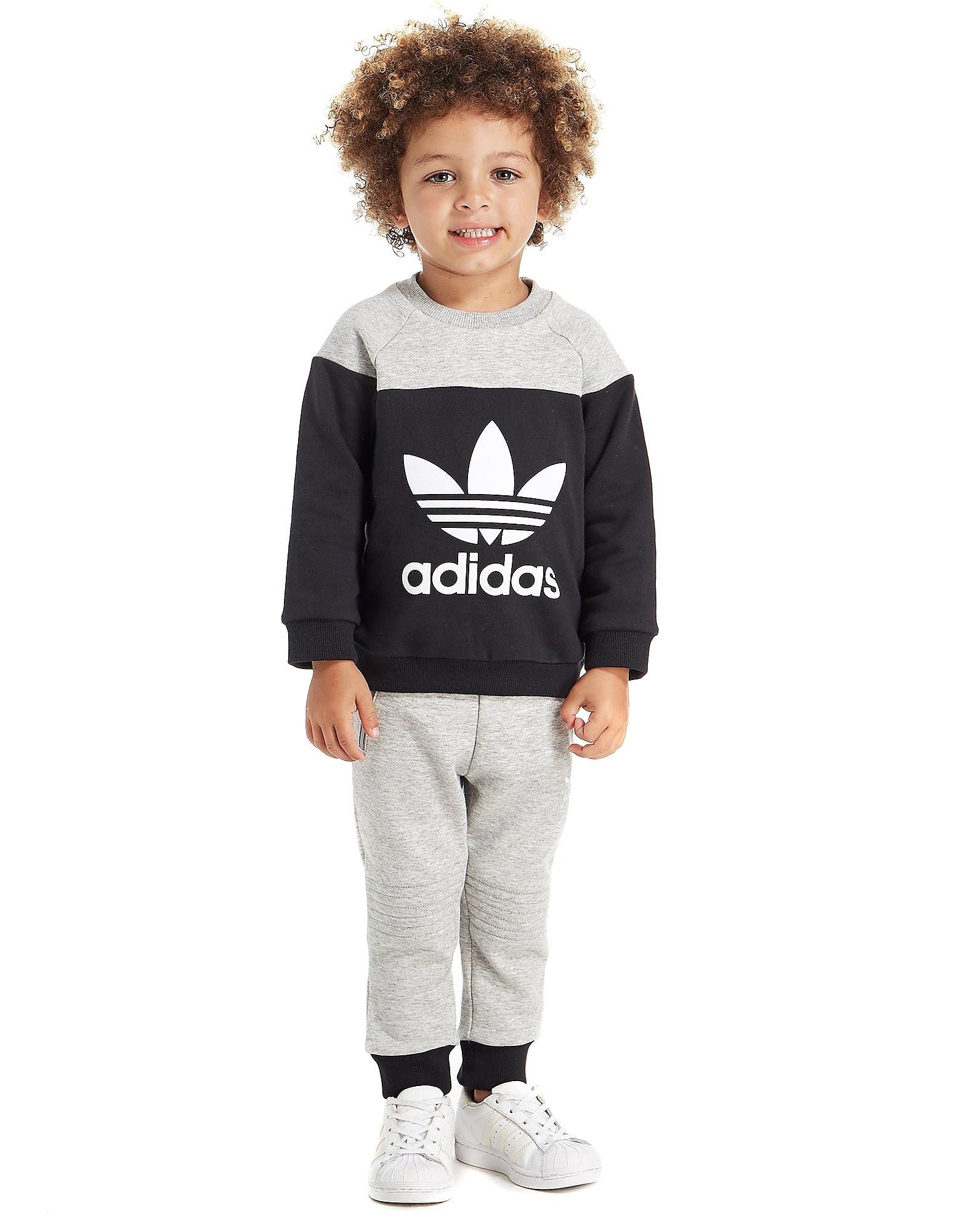 adidas Originals Trefoil Crew Tracksuit Infant