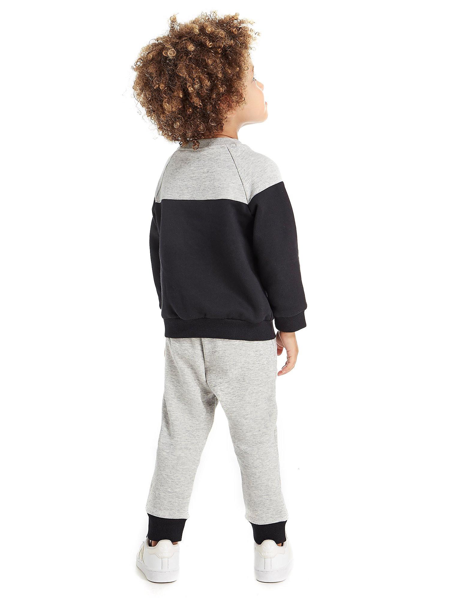 adidas Originals Trefoil Crew Tracksuit Baby's