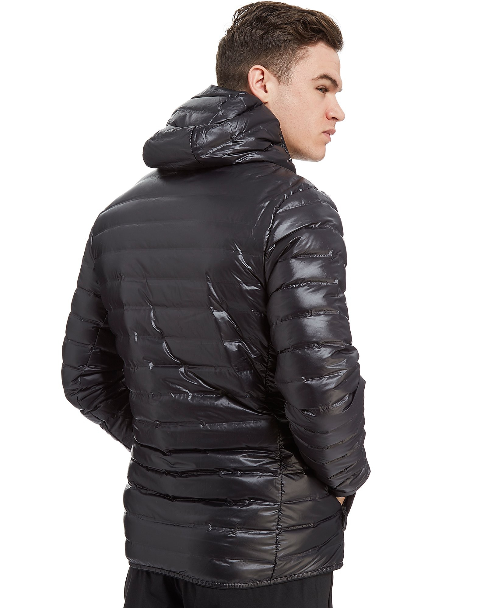 adidas Terrex Light Down Hooded Jacket