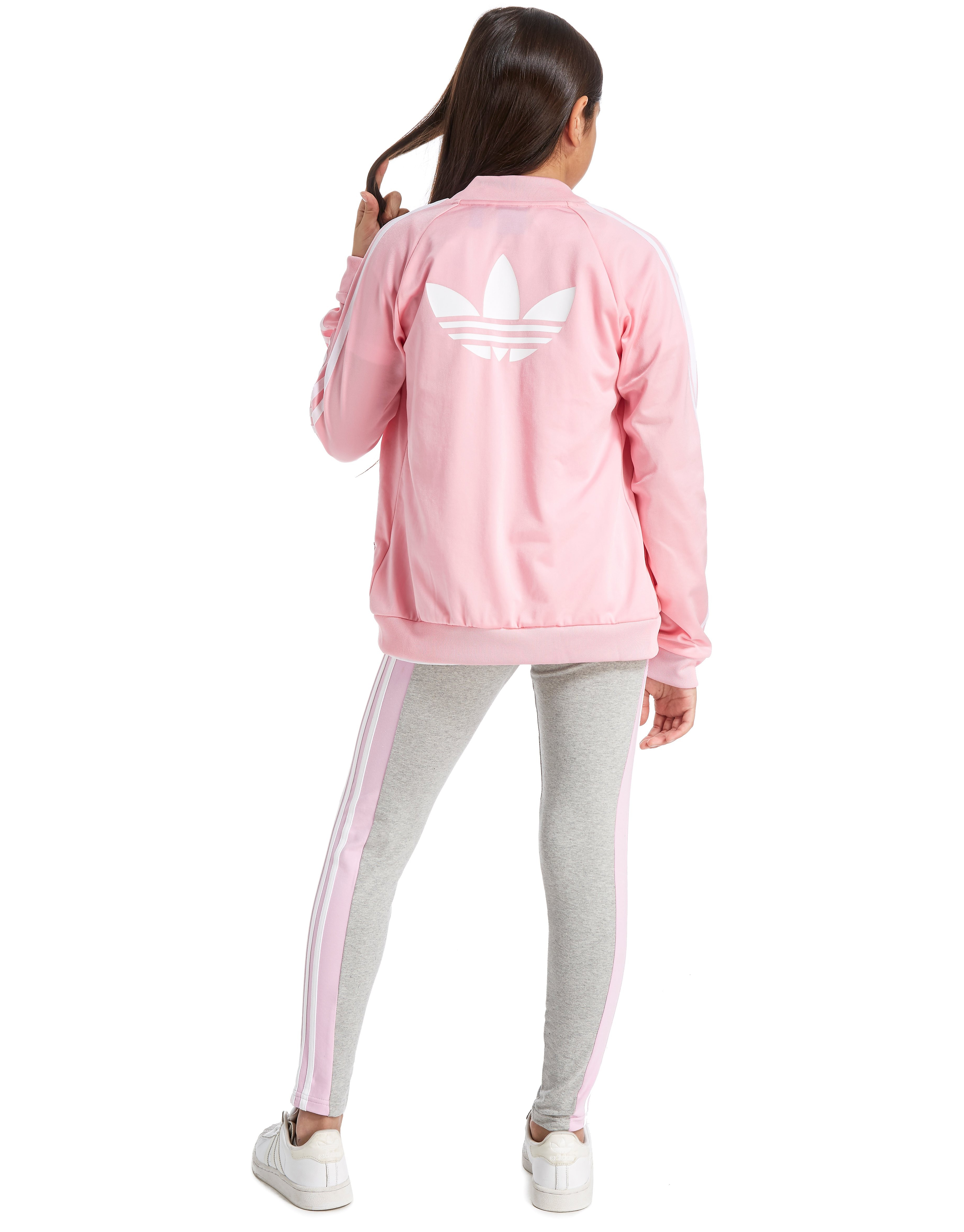 adidas Originals Girl's Originals 3-Stripe Leggings