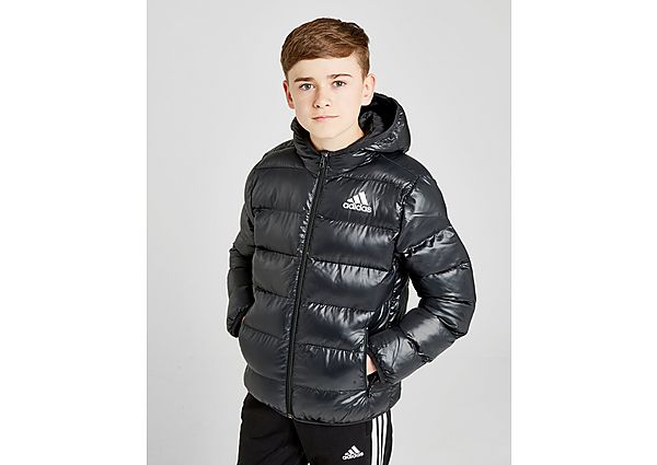 Adidas Hooded Bomber Jacket Junior - Kind